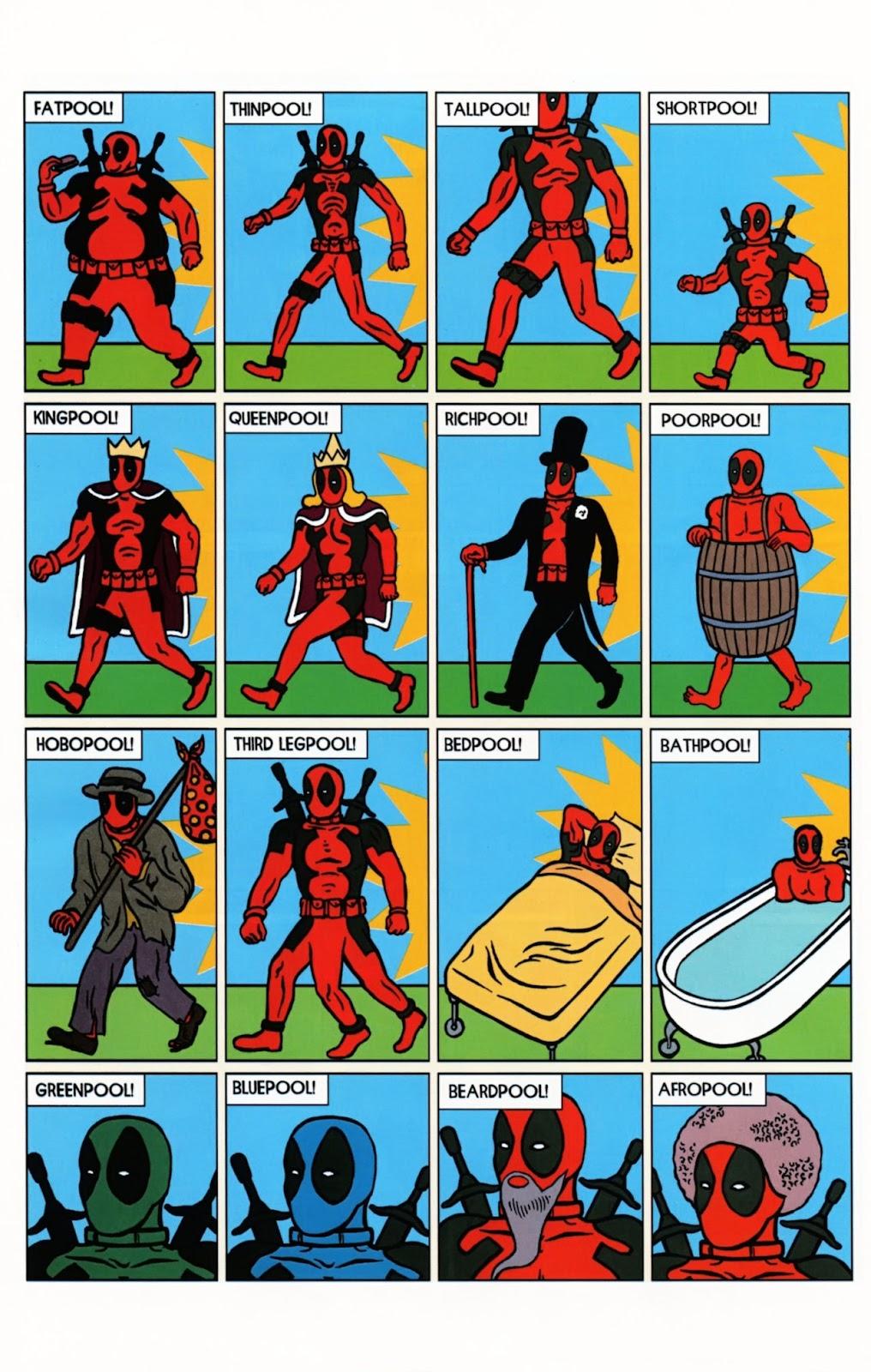 Read online Deadpool (2008) comic -  Issue #1000 - 71