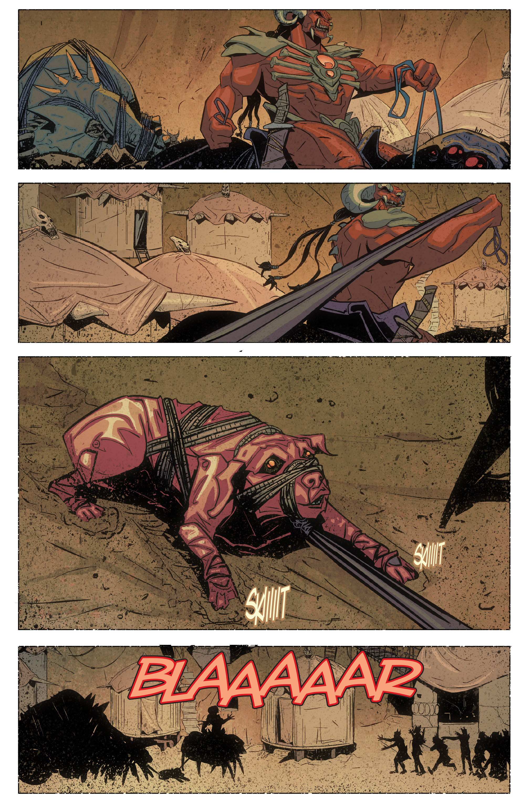 Read online Red Dog comic -  Issue #4 - 8