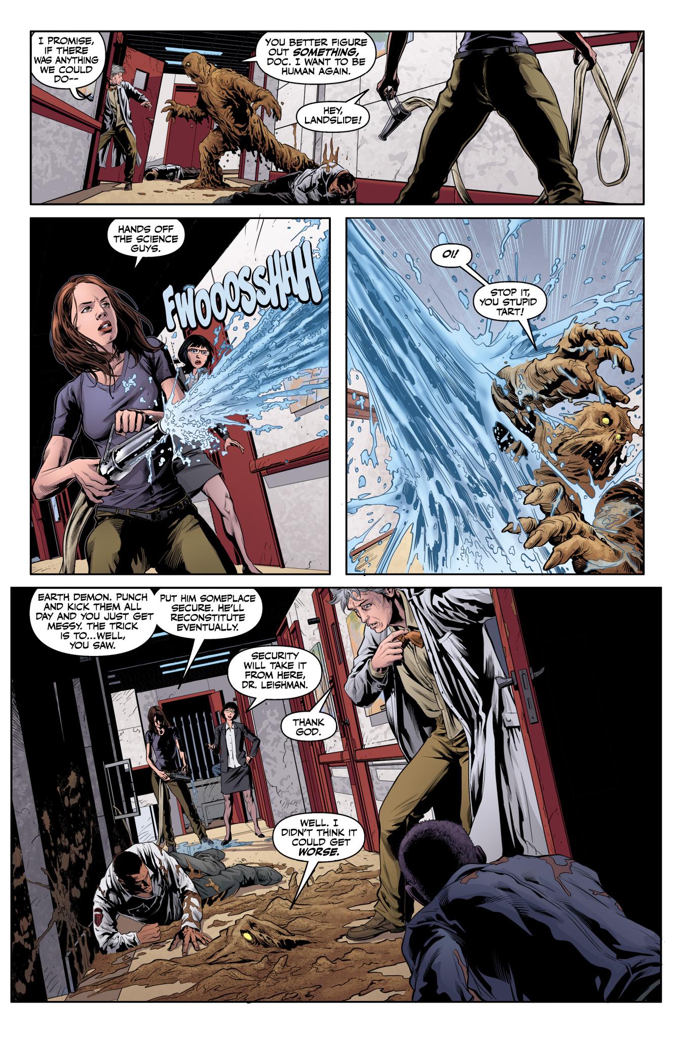 Read online Angel & Faith Season 10 comic -  Issue #11 - 13