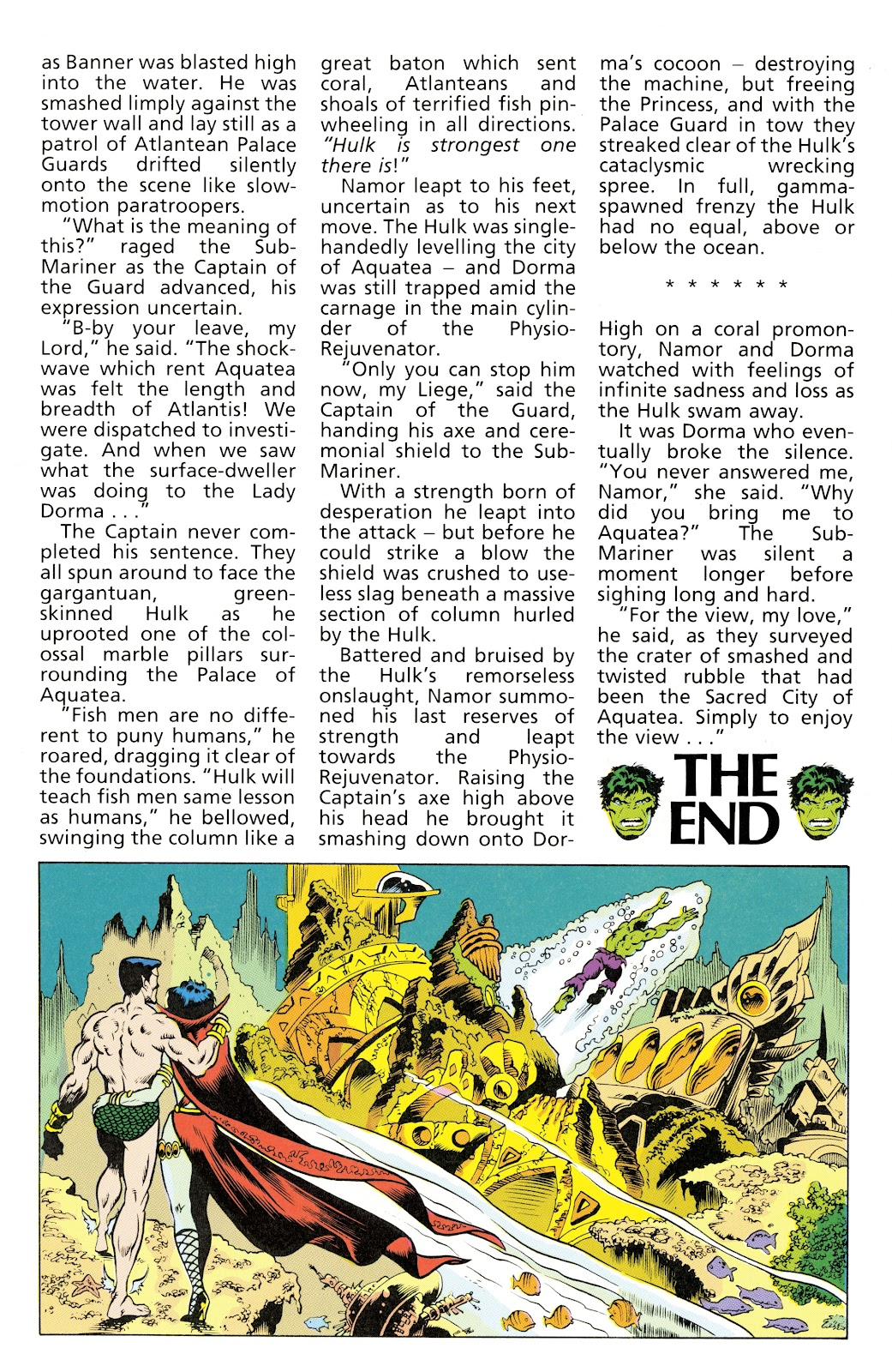 Read online Hulk: From The Marvel UK Vaults comic -  Issue # TPB (Part 3) - 34
