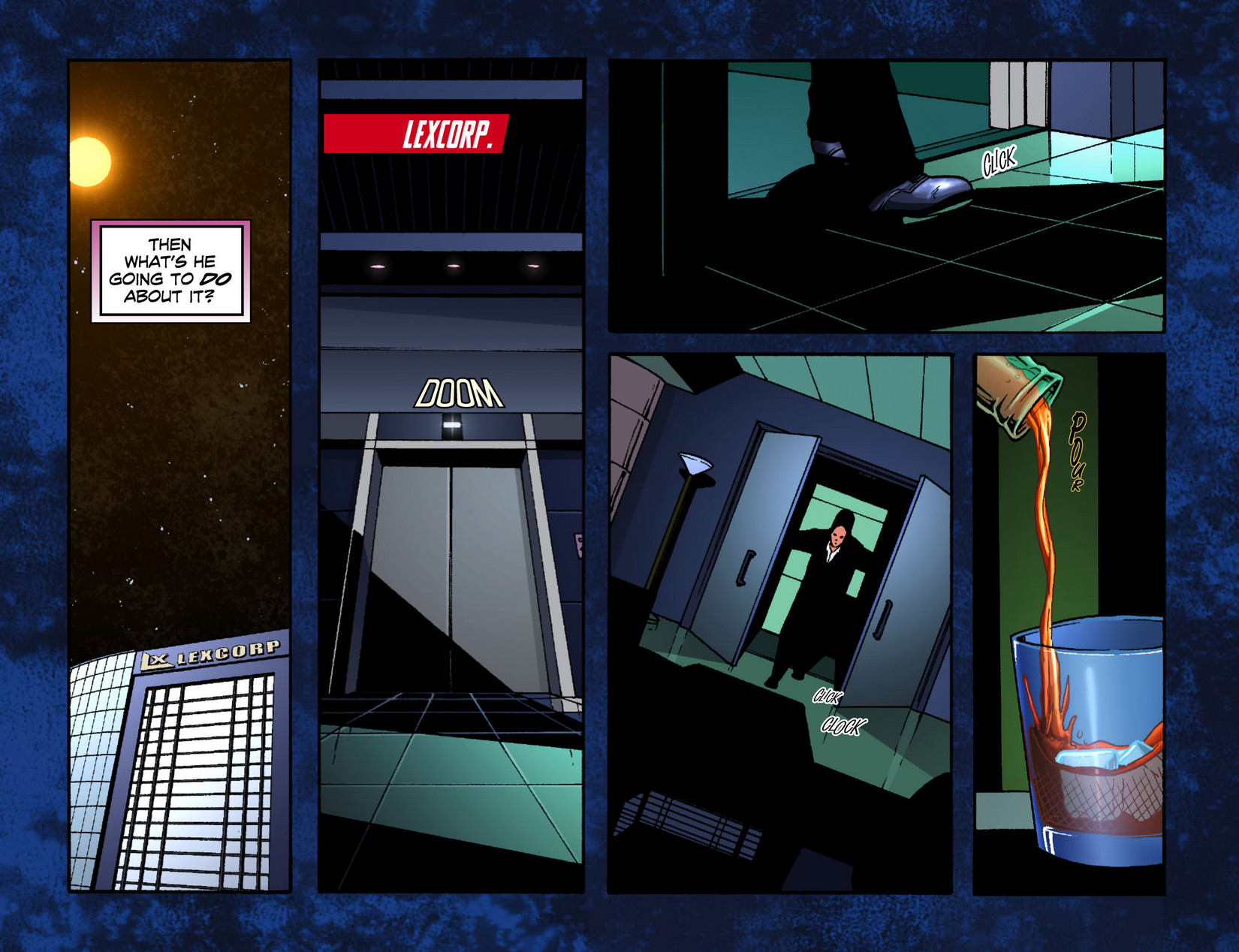 Read online Smallville: Season 11 comic -  Issue #7 - 15