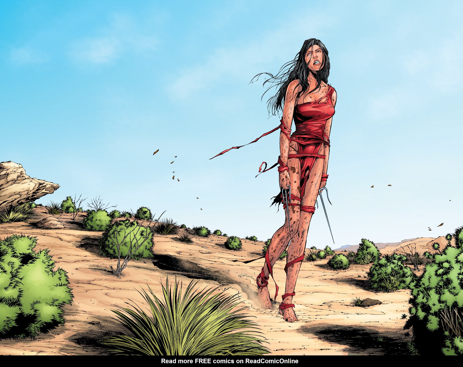 Read online Elektra (2001) comic -  Issue # _TPB Elektra by Greg Rucka Ultimate Collection (Part 2) - 58