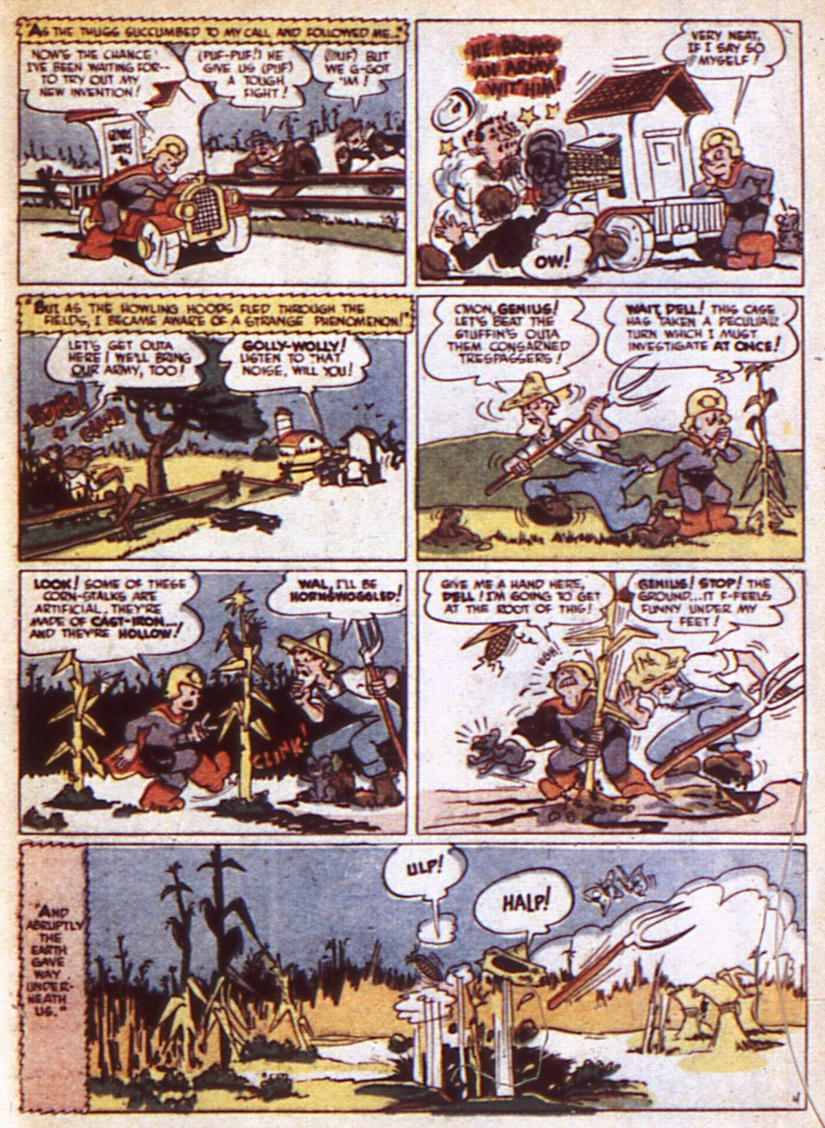 Read online Adventure Comics (1938) comic -  Issue #85 - 41