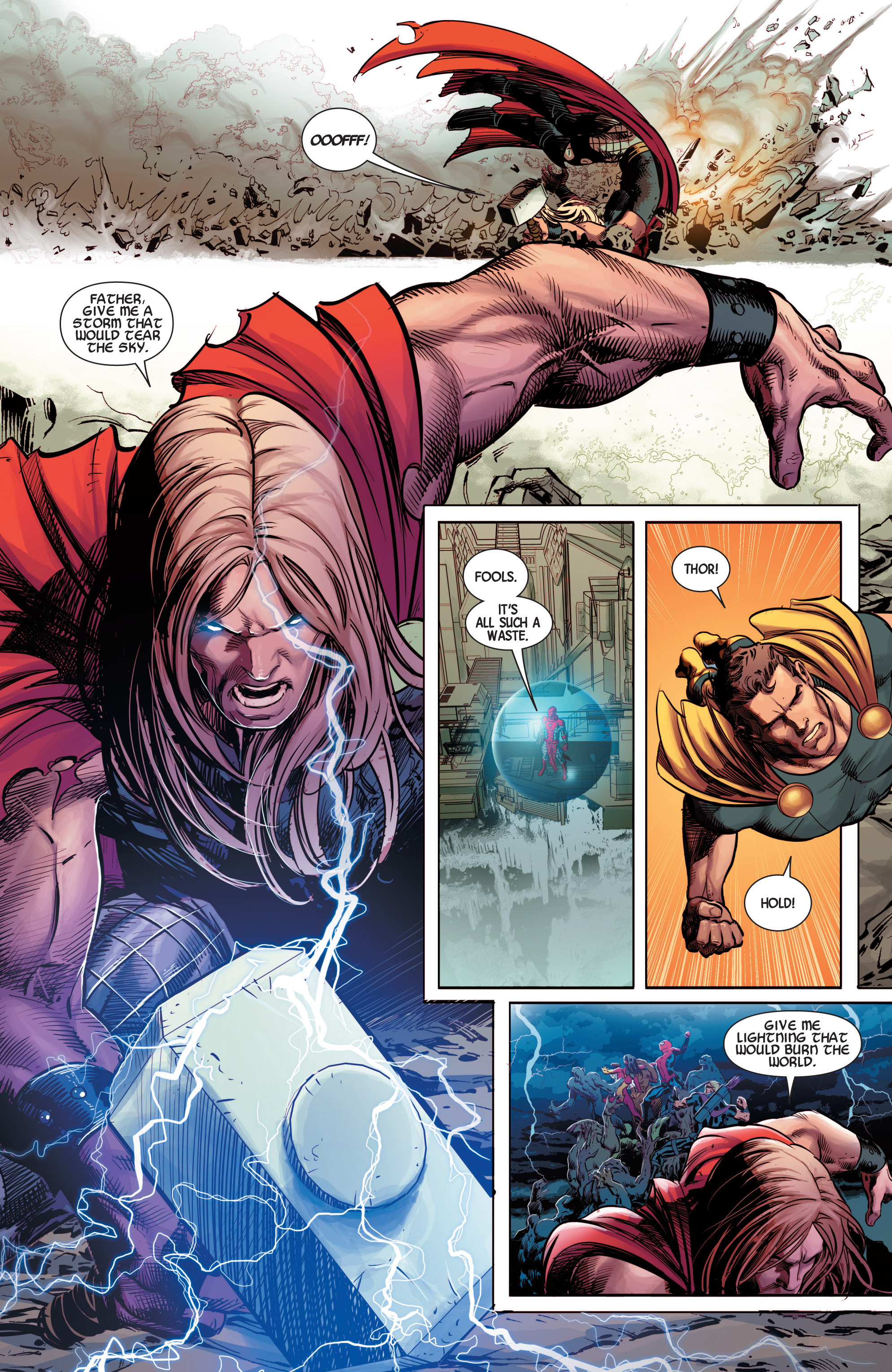 Read online Avengers (2013) comic -  Issue #Avengers (2013) _TPB 3 - 46
