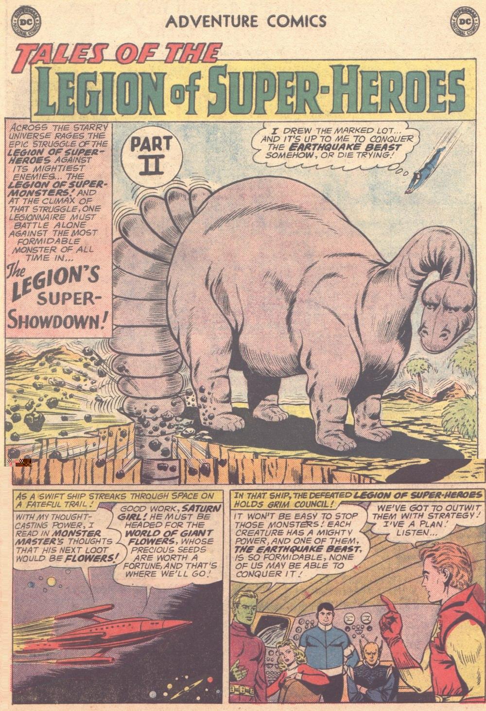 Read online Adventure Comics (1938) comic -  Issue #309 - 13