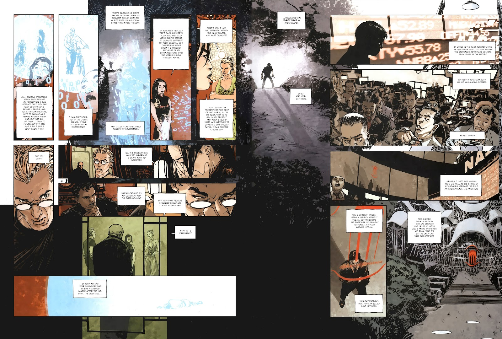 Read online Cutting Edge (2013) comic -  Issue #4 - 7
