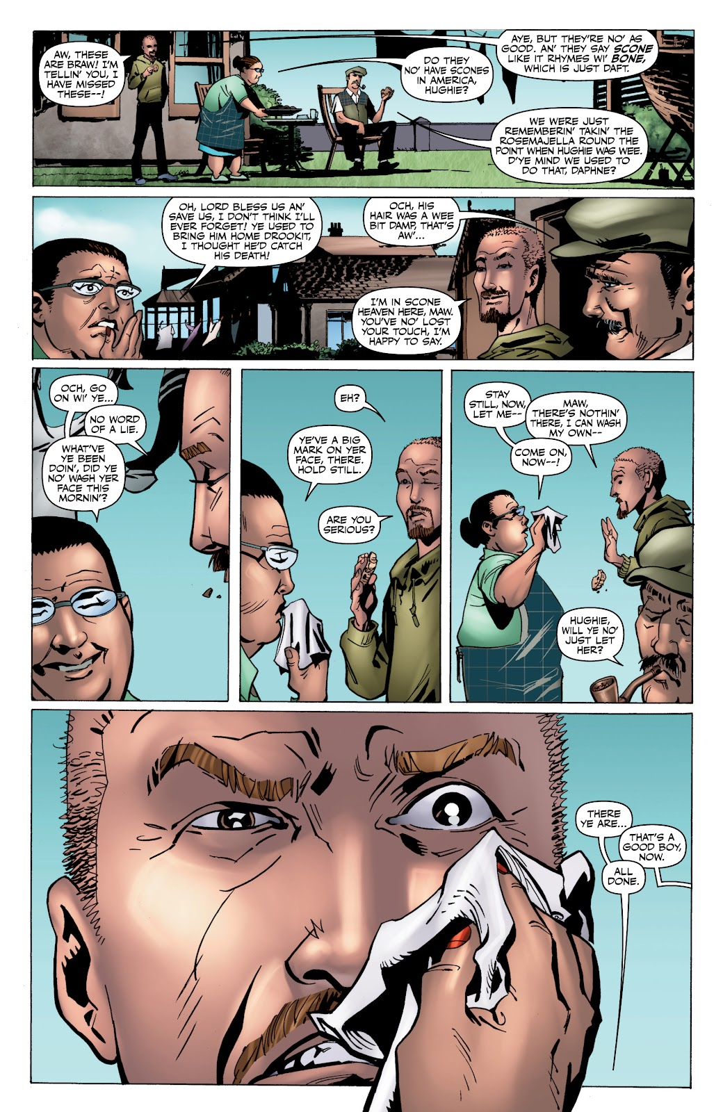 Read online The Boys Omnibus comic -  Issue # TPB 4 (Part 3) - 72