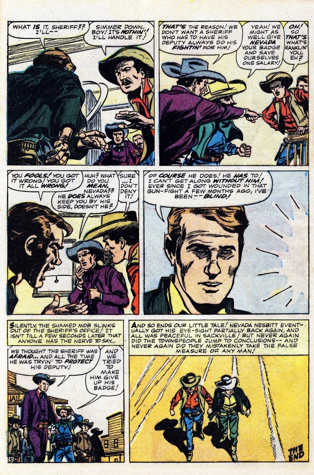 Gunsmoke Western issue 76 - Page 32