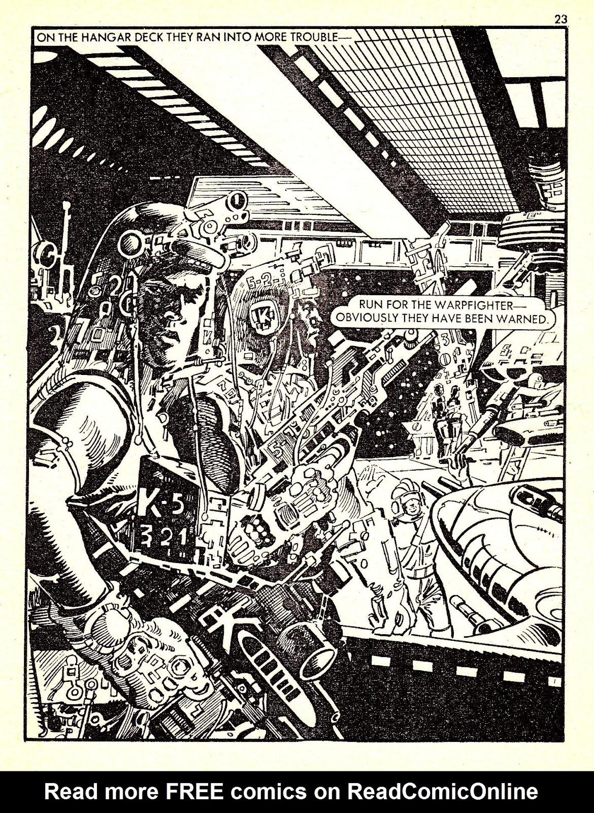 Starblazer issue 140 - Page 23