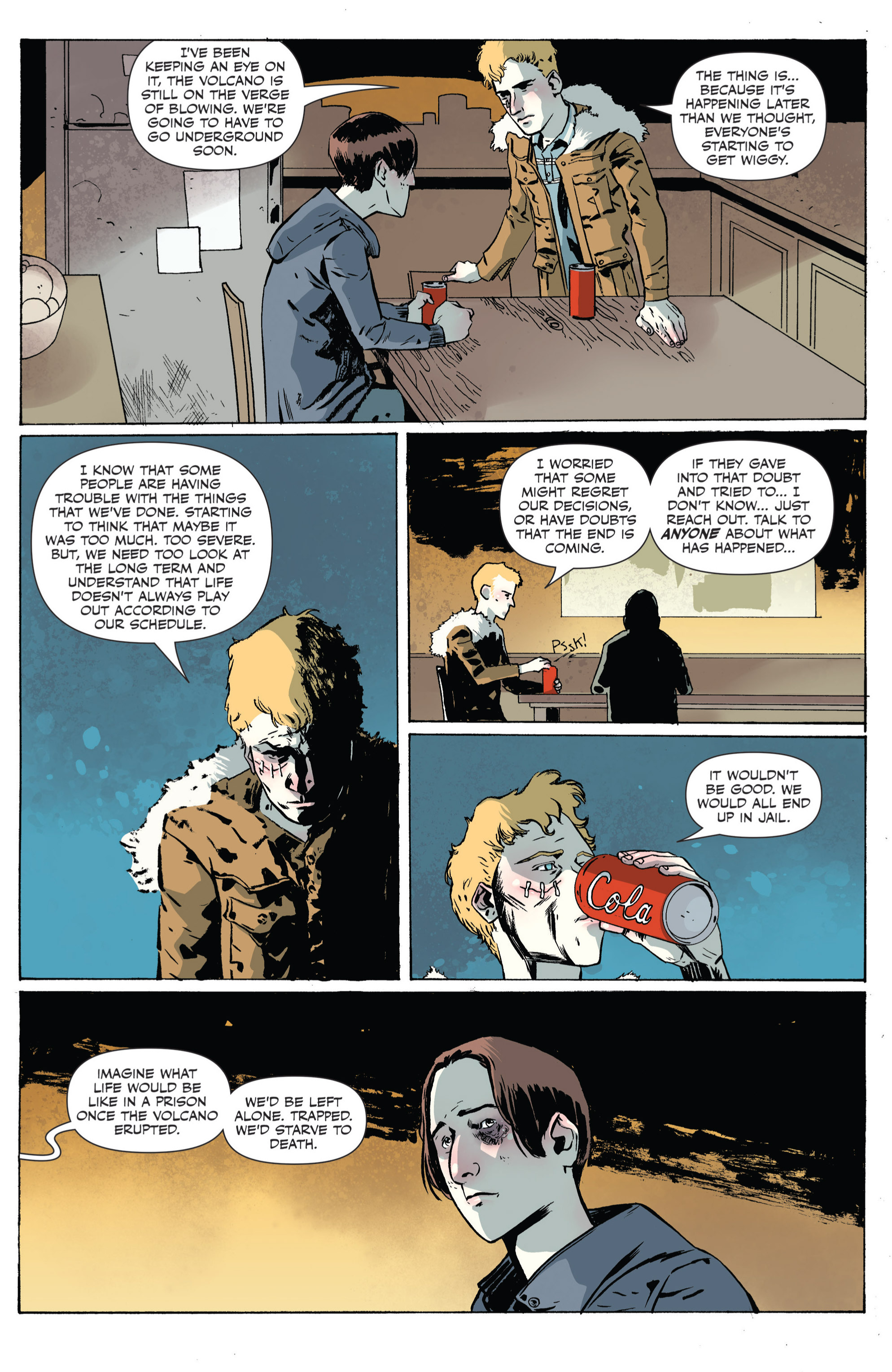 Read online Sheltered comic -  Issue #4 - 15
