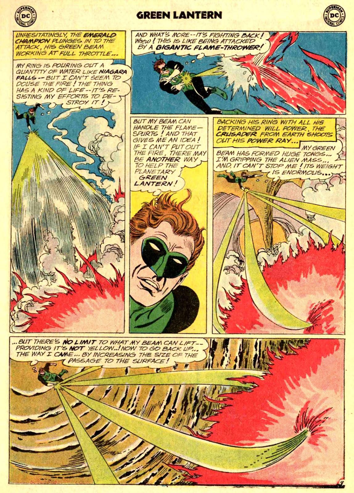 Green Lantern (1960) Issue #24 #27 - English 30