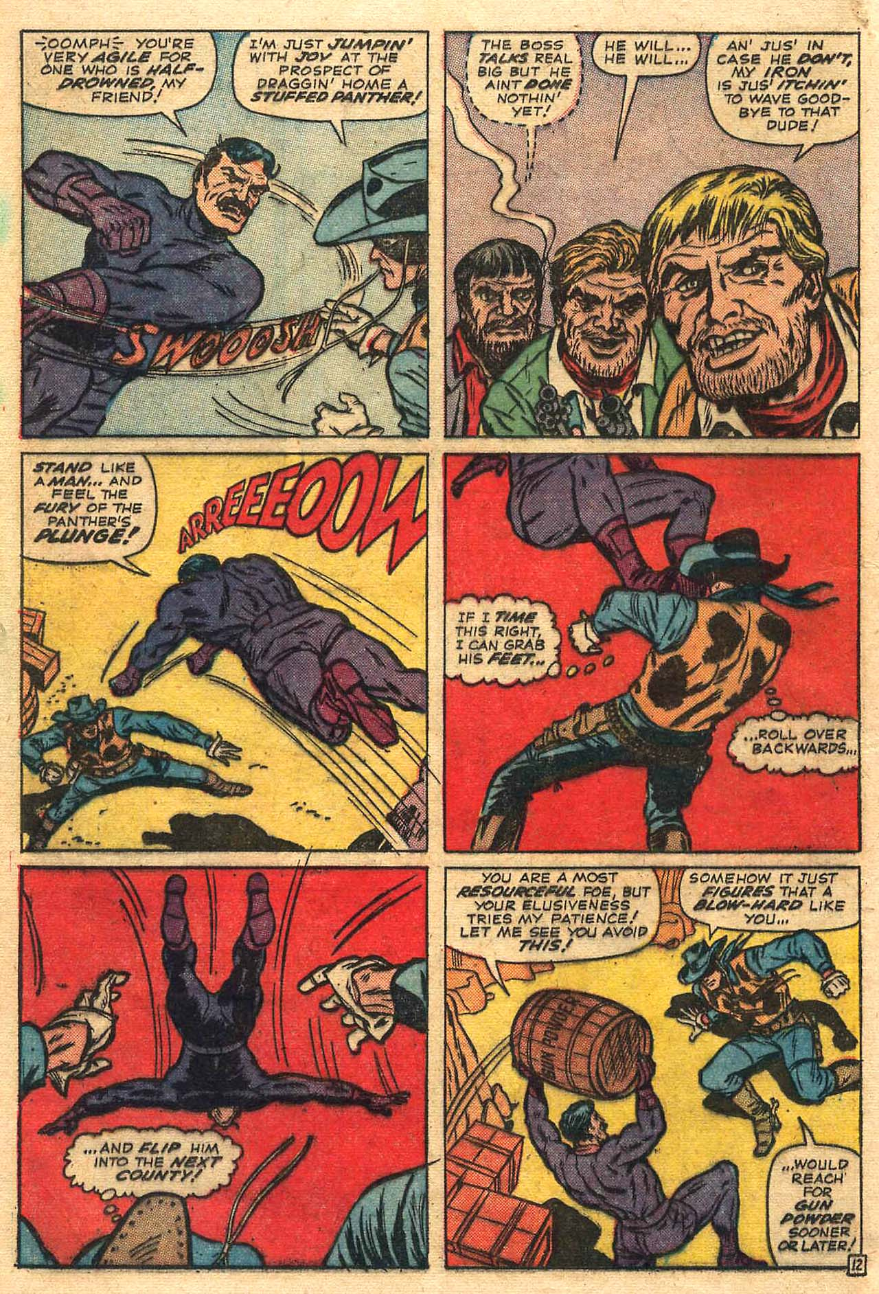 Read online Two-Gun Kid comic -  Issue #77 - 16