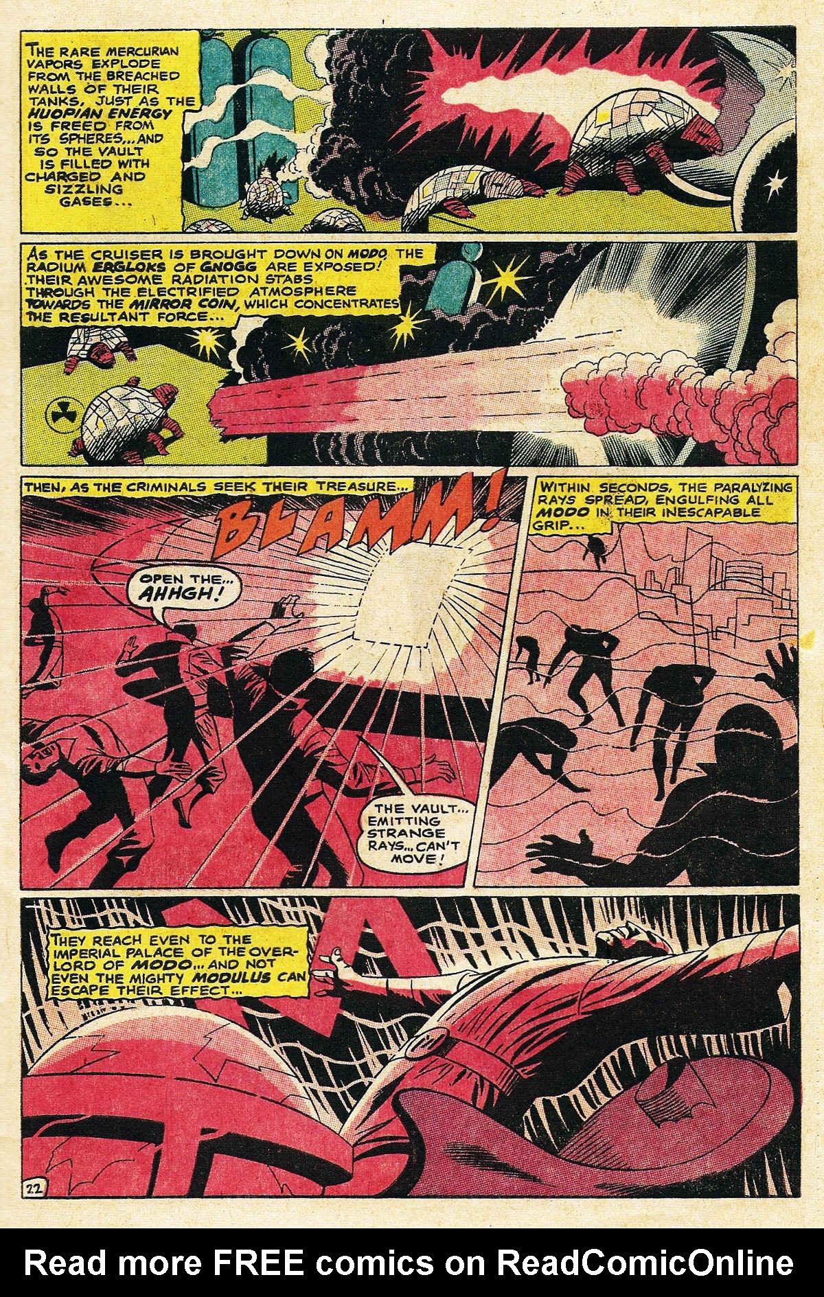Read online Adventure Comics (1938) comic -  Issue #377 - 31