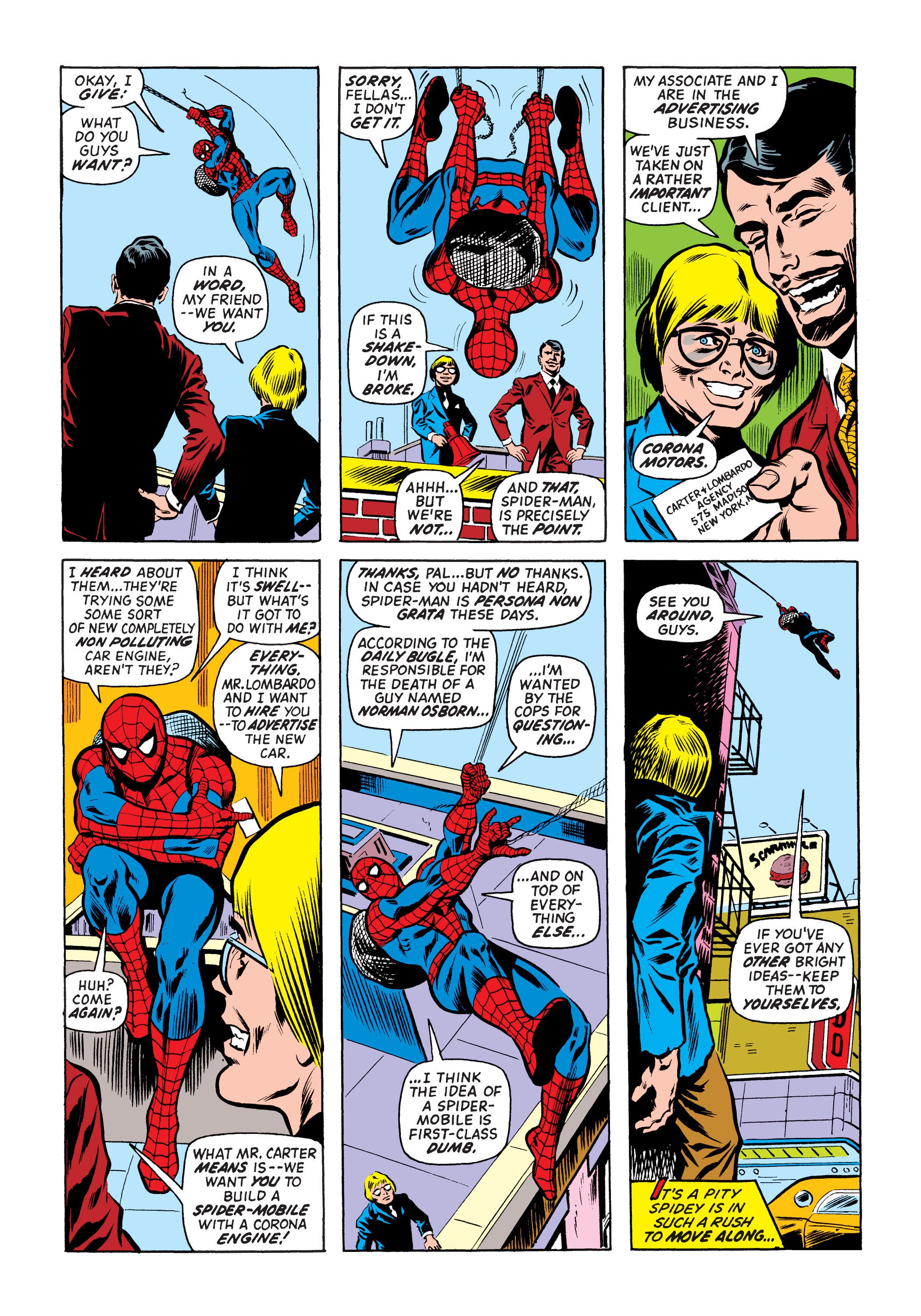 The Amazing Spider-Man (1963) 126 Page 2