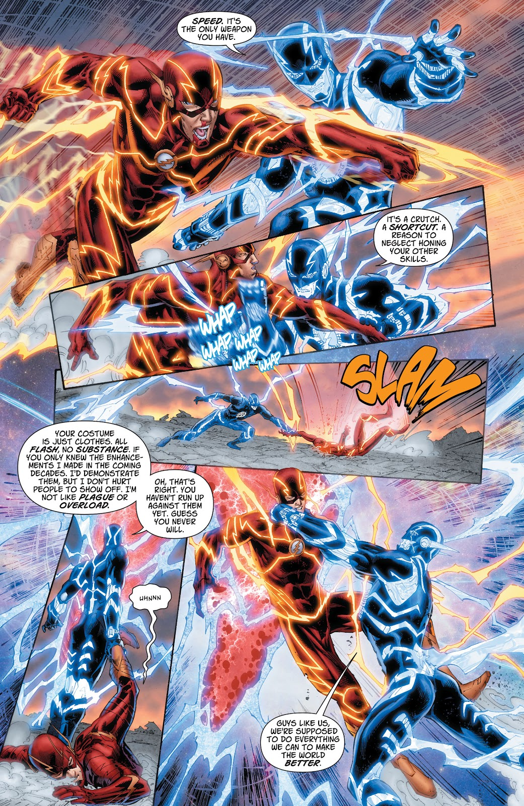 Read online The Flash (2011) comic -  Issue # _TPB 6 (Part 2) - 69
