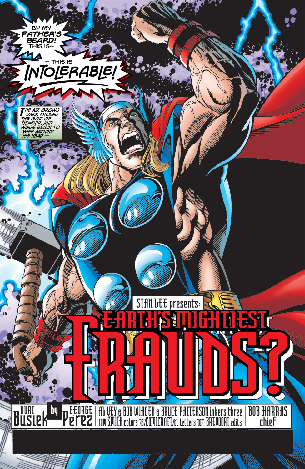 Read online Avengers (1998) comic -  Issue #6 - 2