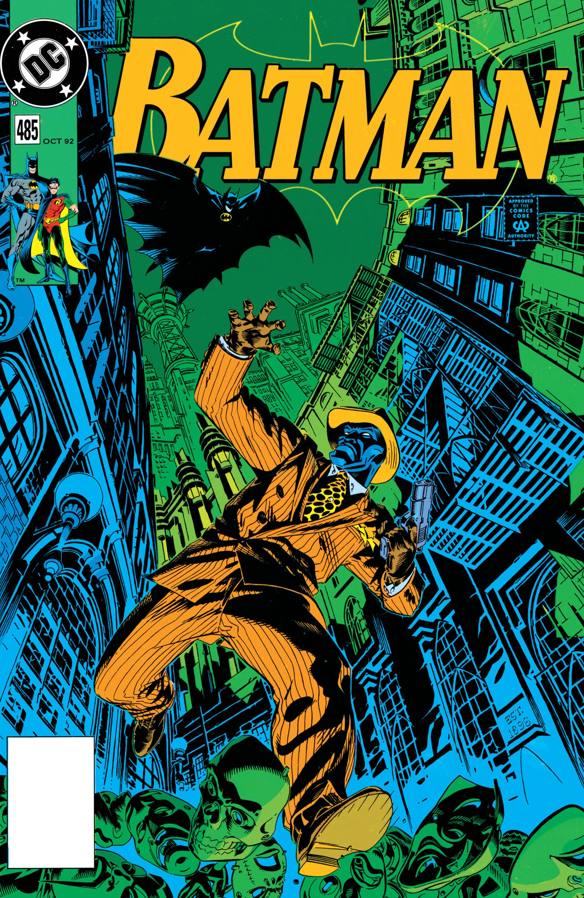 Batman (1940) 485 Page 1