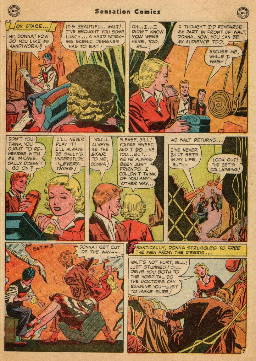 Read online Sensation (Mystery) Comics comic -  Issue #100 - 48