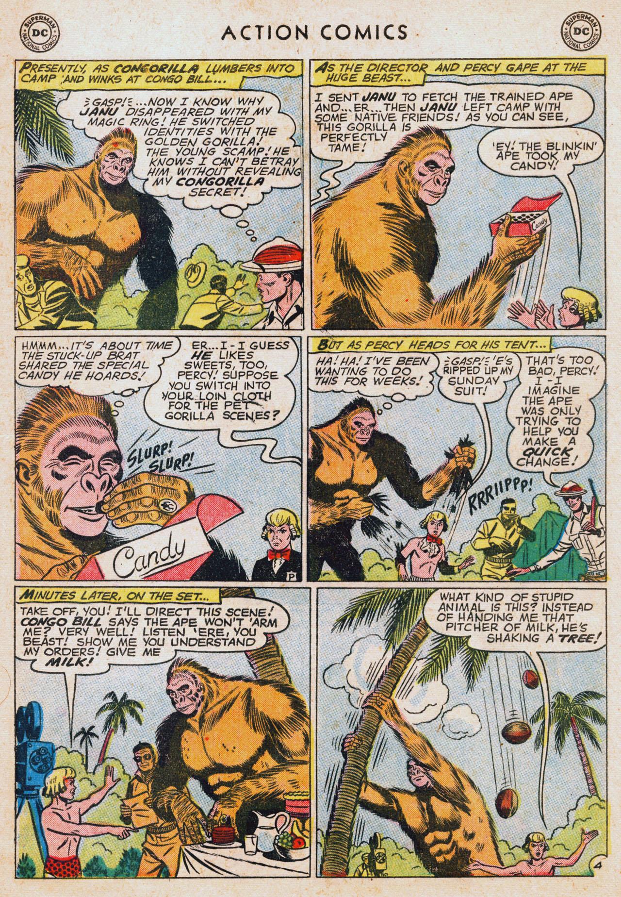 Action Comics (1938) 256 Page 20
