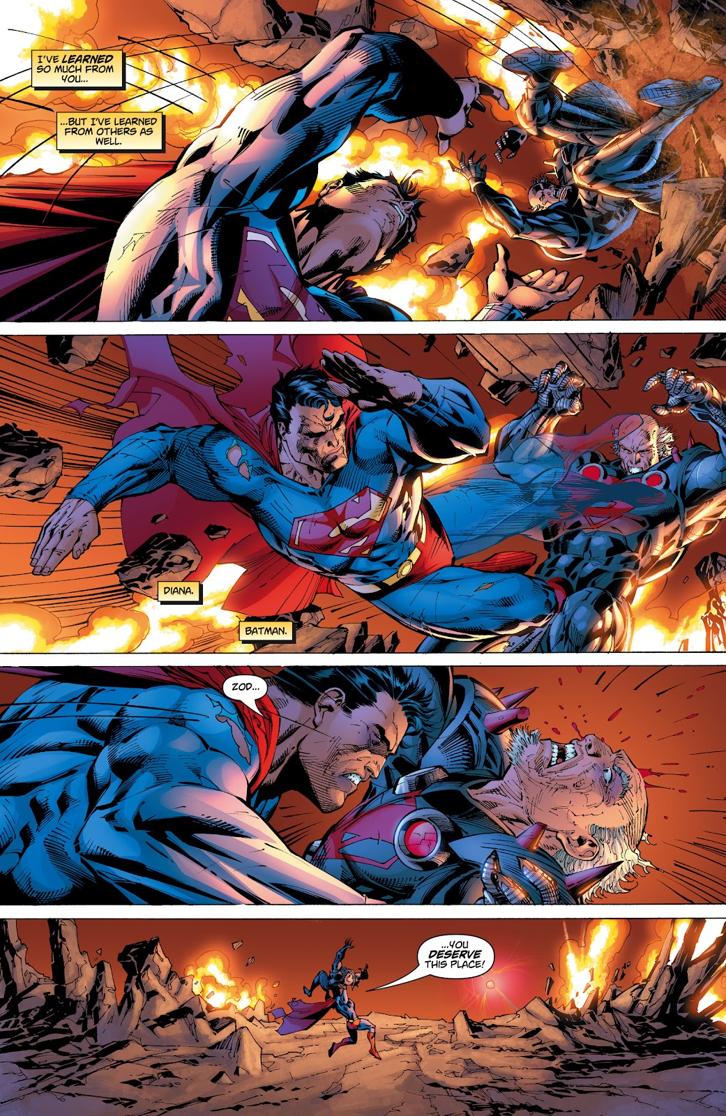 Read online Superman: For Tomorrow comic -  Issue # TPB (Part 3) - 91