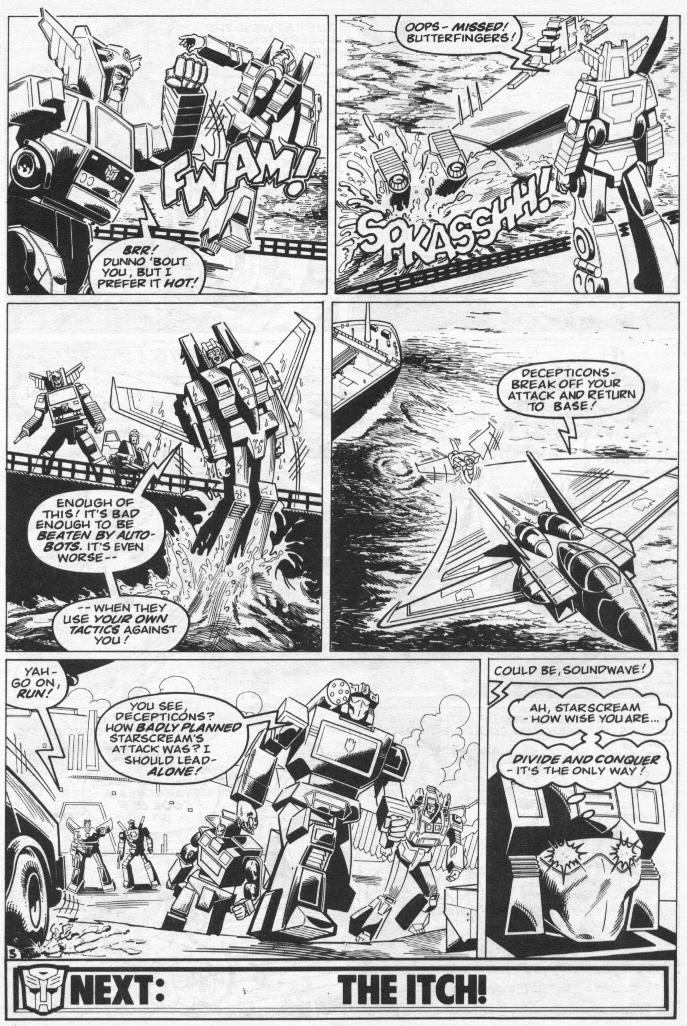 The Transformers (UK) 279 Page 11