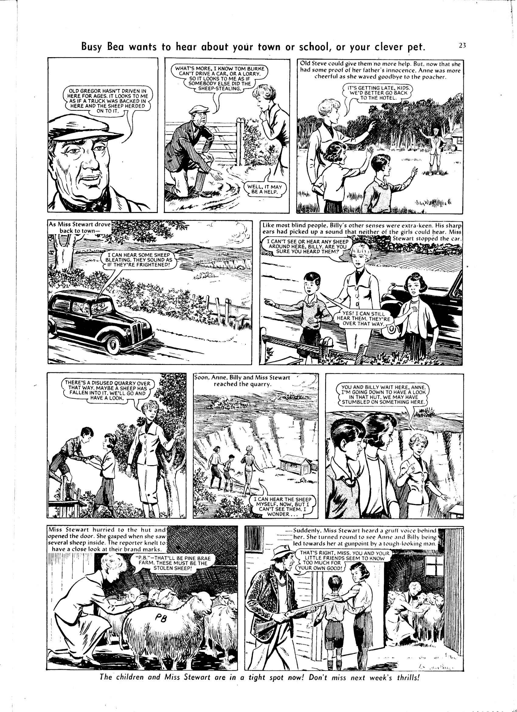Read online Judy comic -  Issue #35 - 23