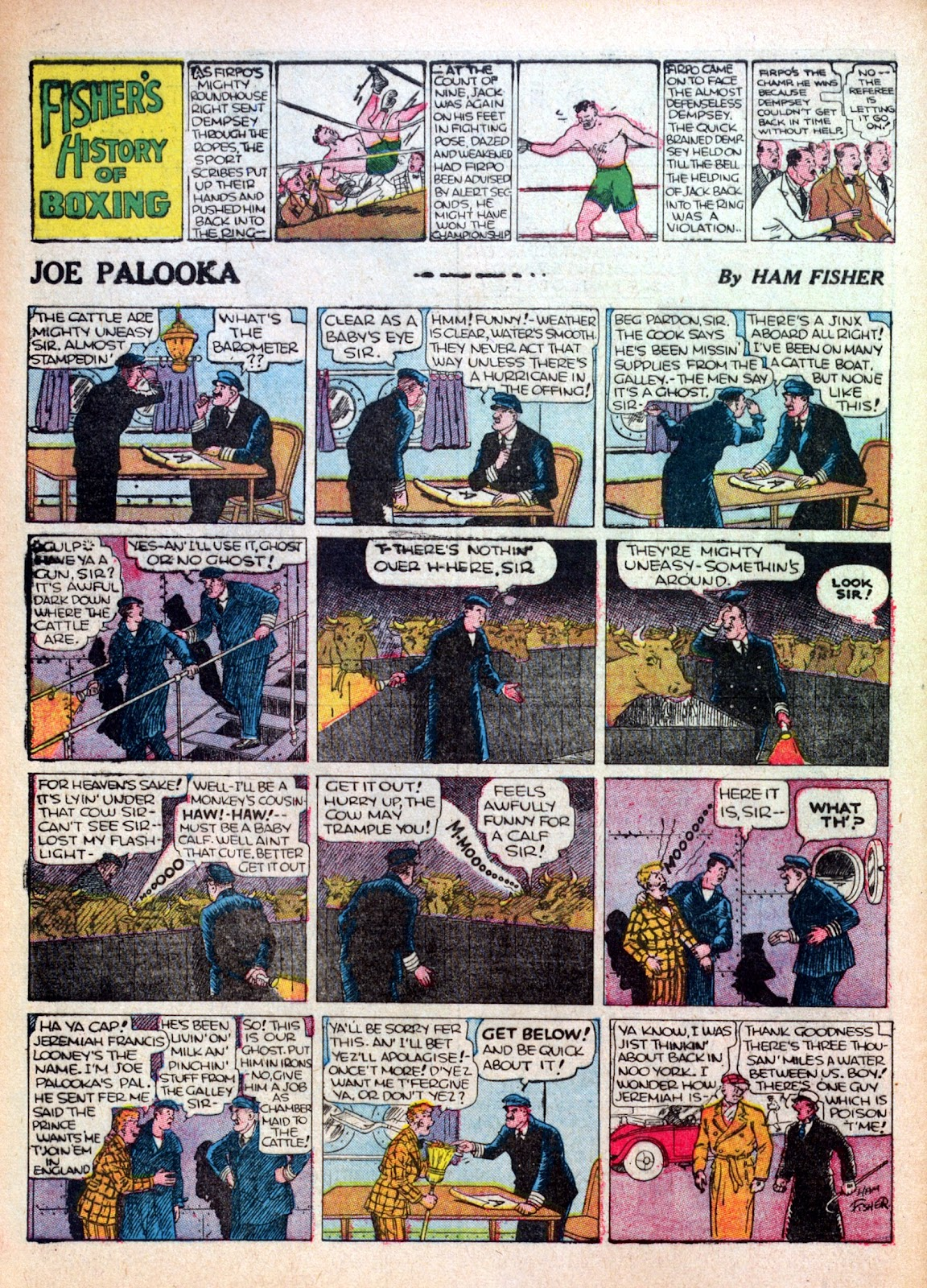 Read online Famous Funnies comic -  Issue #17 - 53