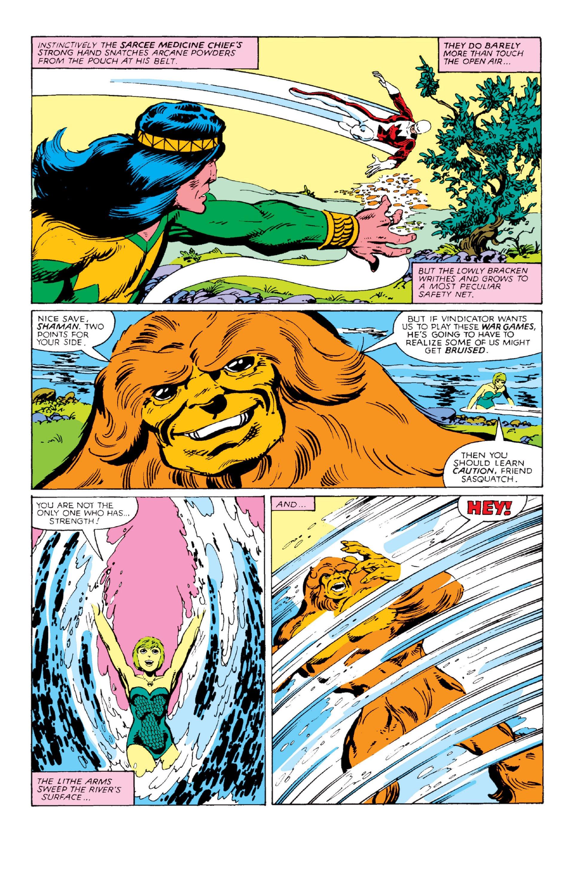 Read online Alpha Flight (1983) comic -  Issue #2 - 4