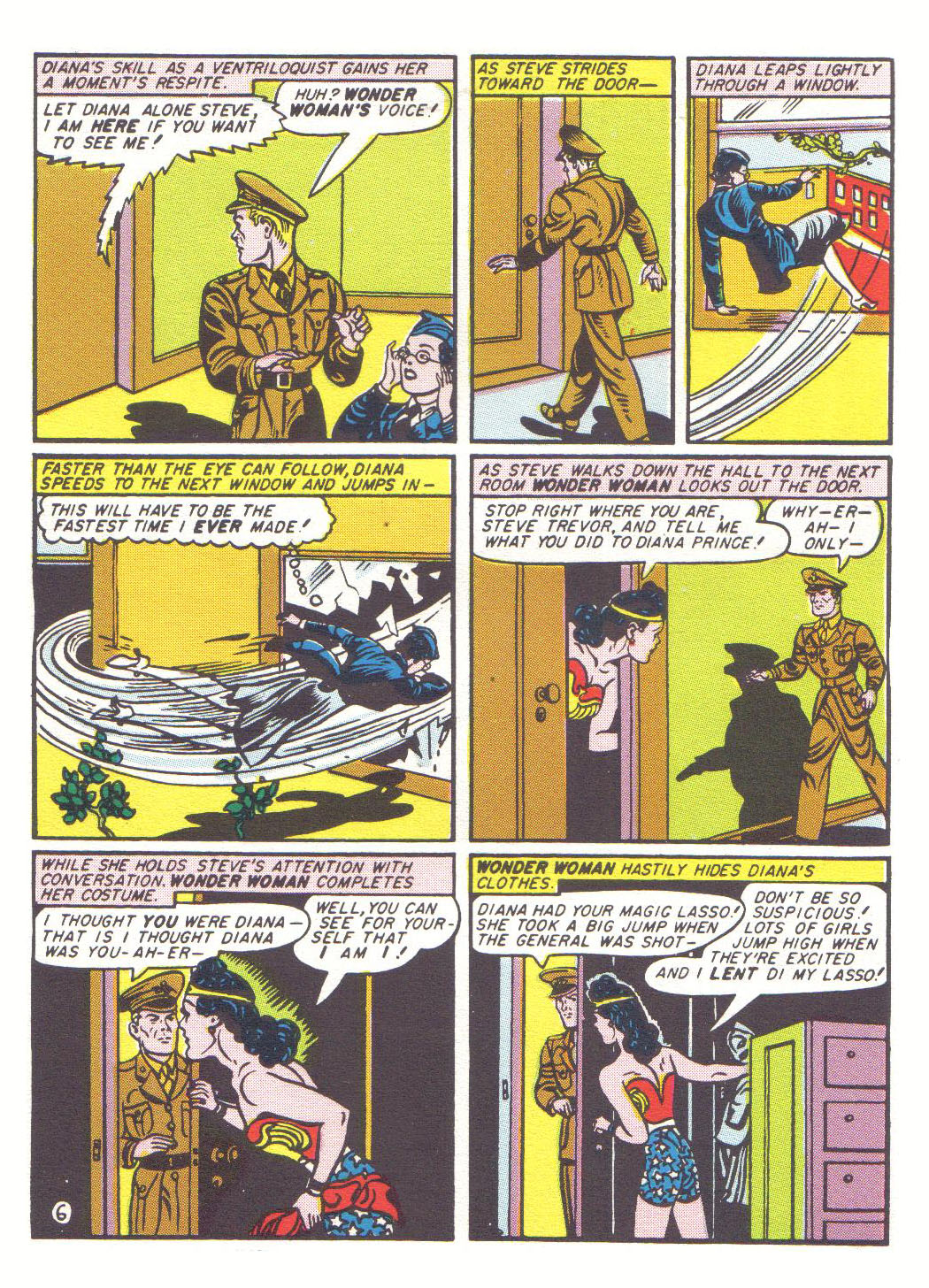 Read online Sensation (Mystery) Comics comic -  Issue #20 - 8