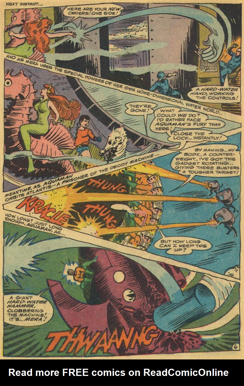 Read online Aquaman (1962) comic -  Issue #35 - 9