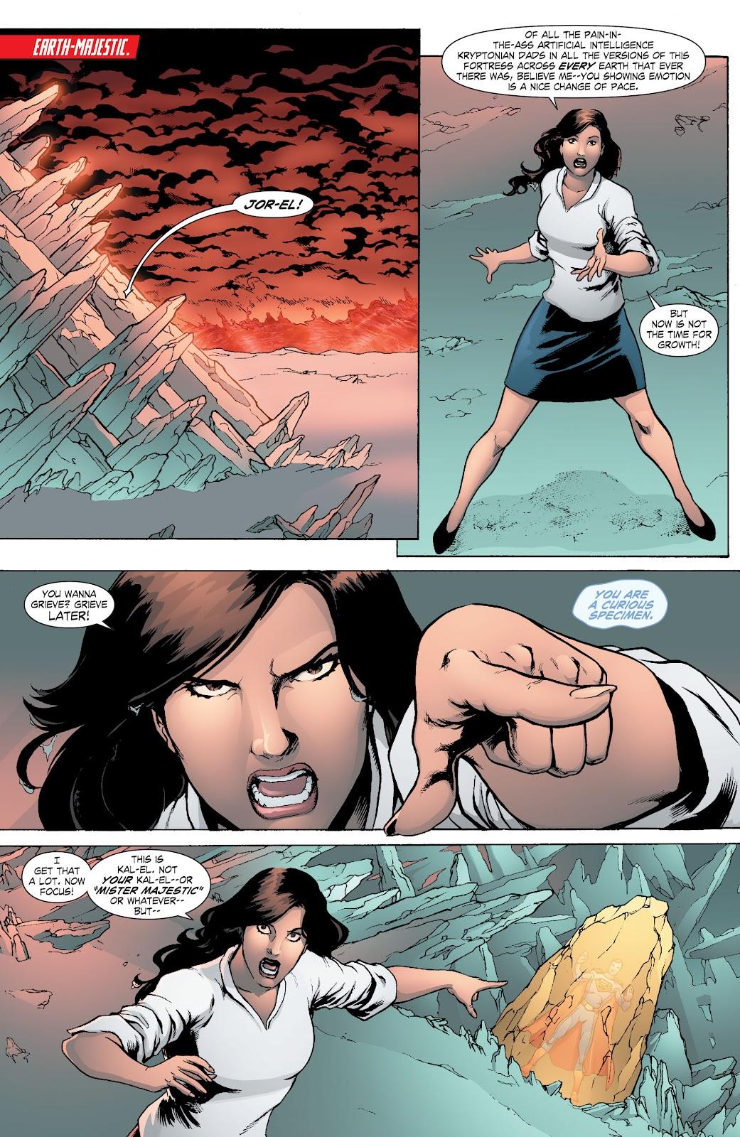 Read online Smallville Season 11 [II] comic -  Issue # TPB 8 - 105