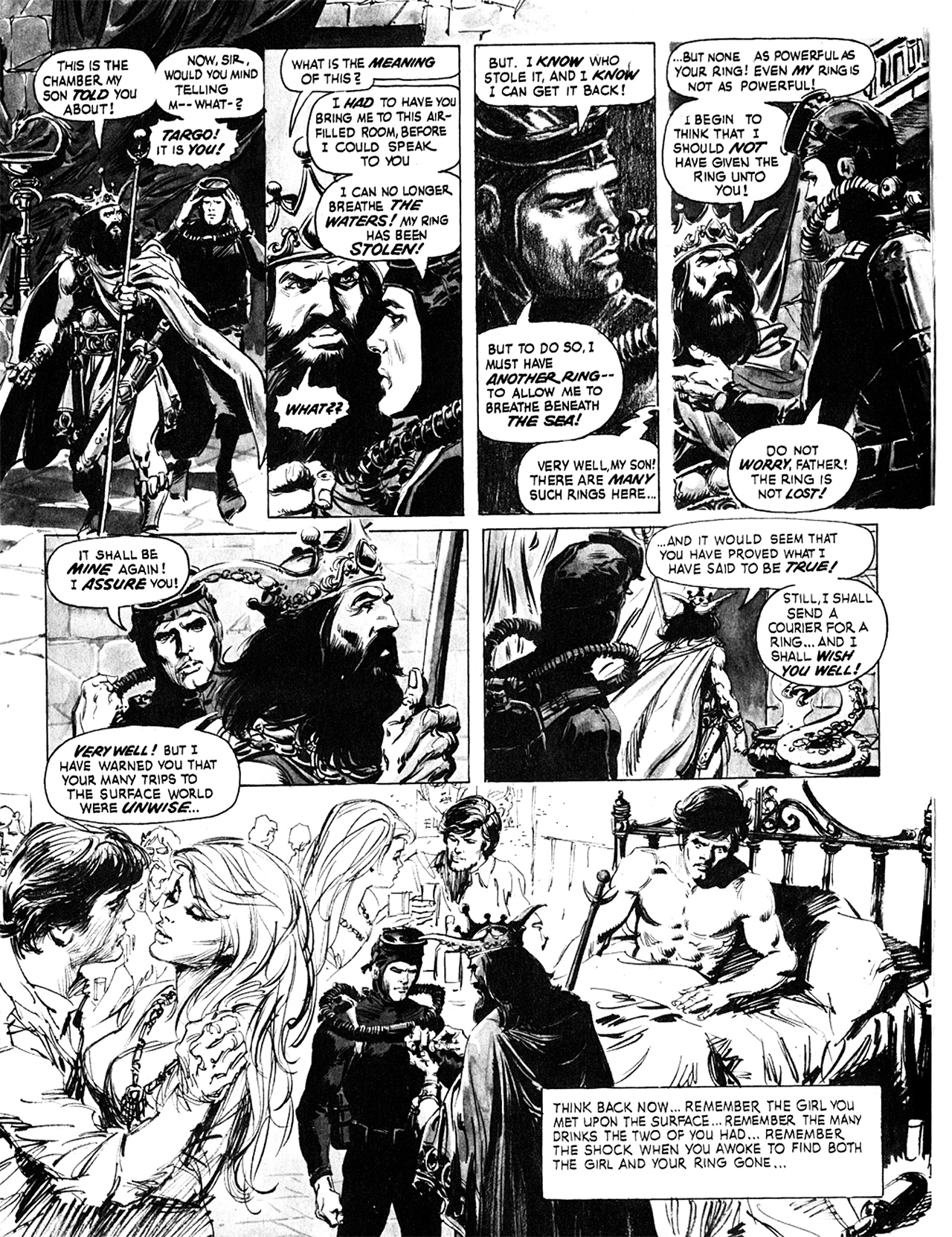 Read online Eerie Archives comic -  Issue # TPB 8 - 201