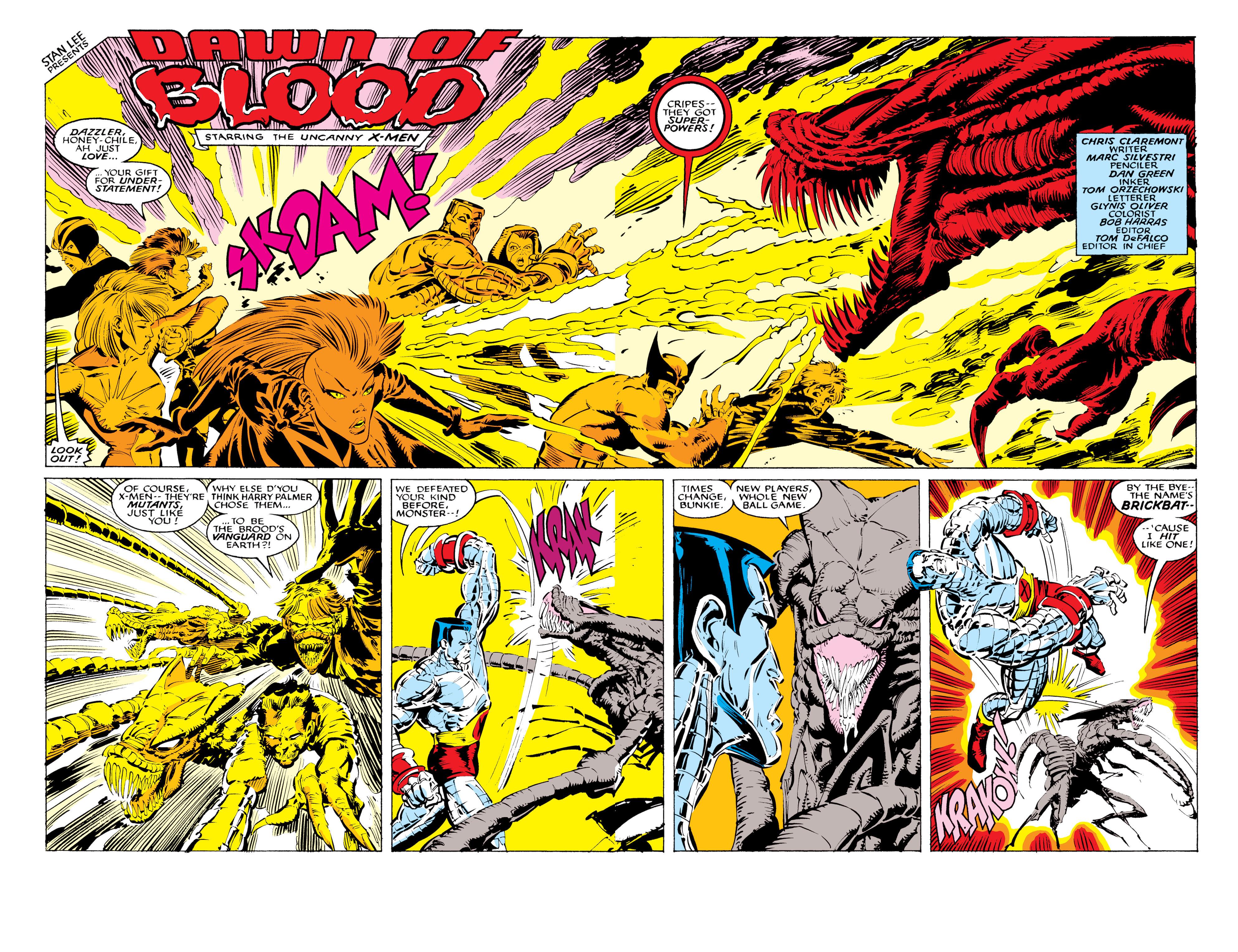 Read online Uncanny X-Men (1963) comic -  Issue #233 - 3