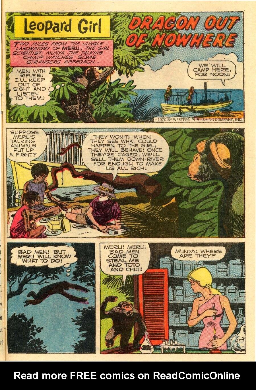Tarzan (1962) issue 194 - Page 29