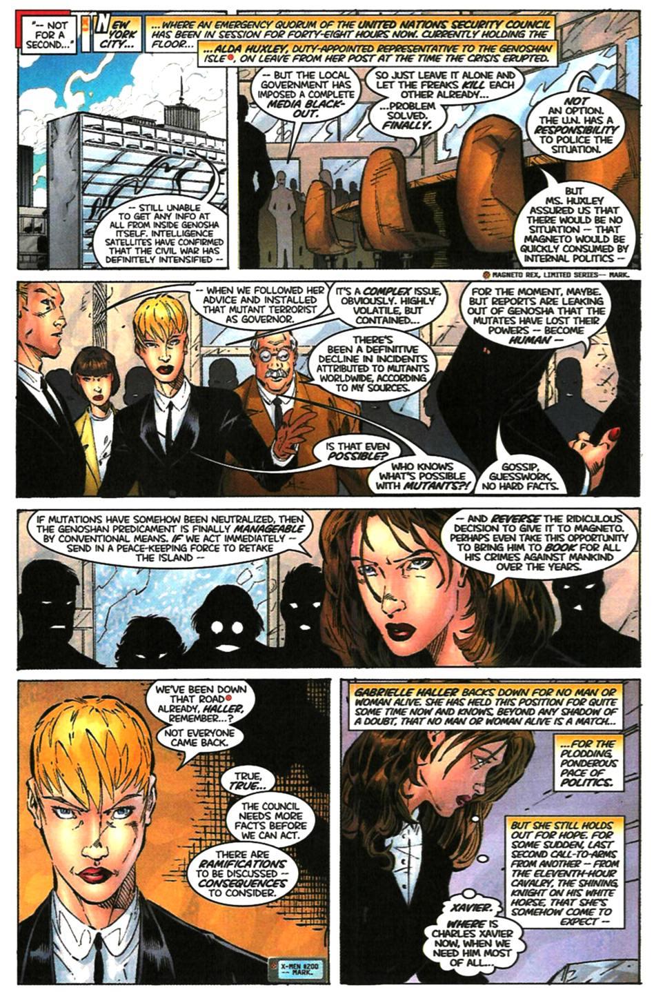 X-Men (1991) 99 Page 6