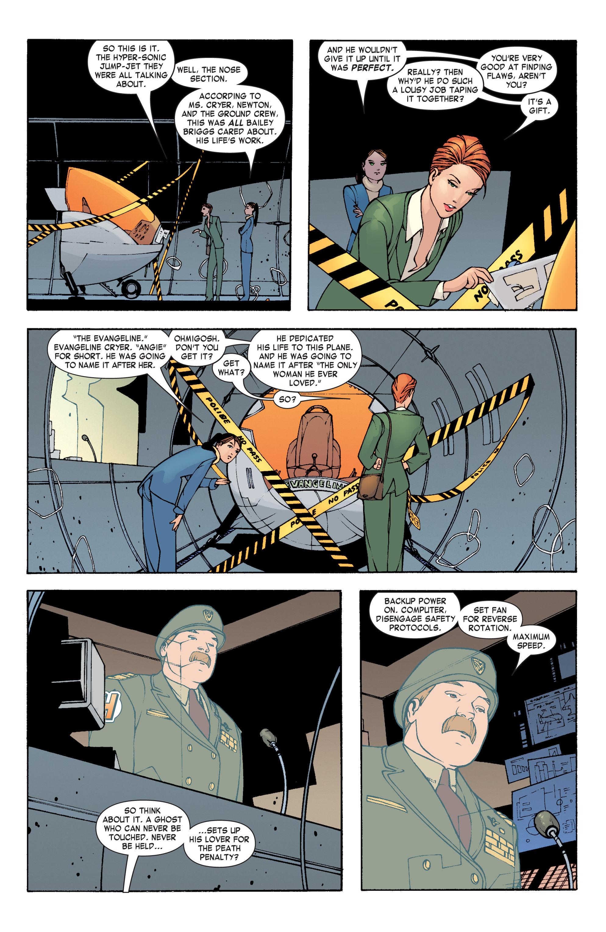 Read online She-Hulk (2004) comic -  Issue #3 - 19