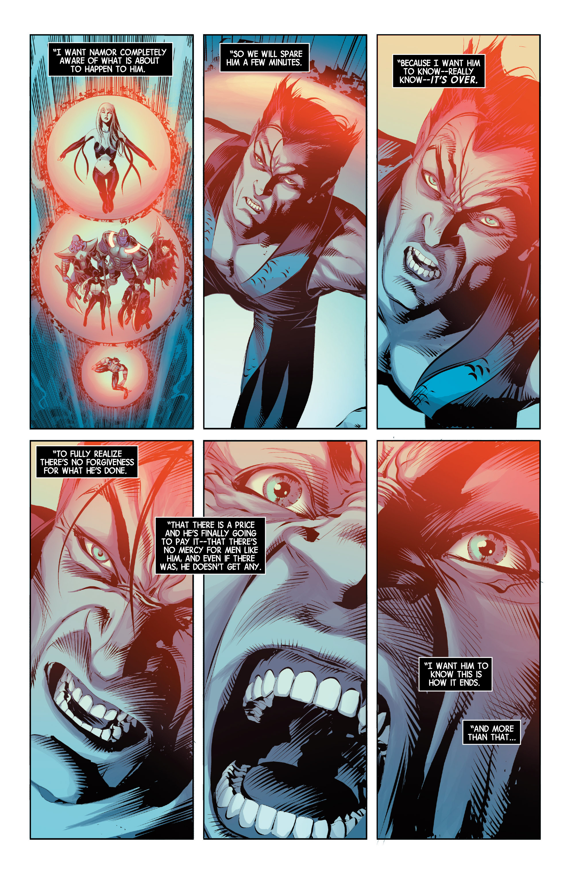 Read online Avengers (2013) comic -  Issue #41 - 21