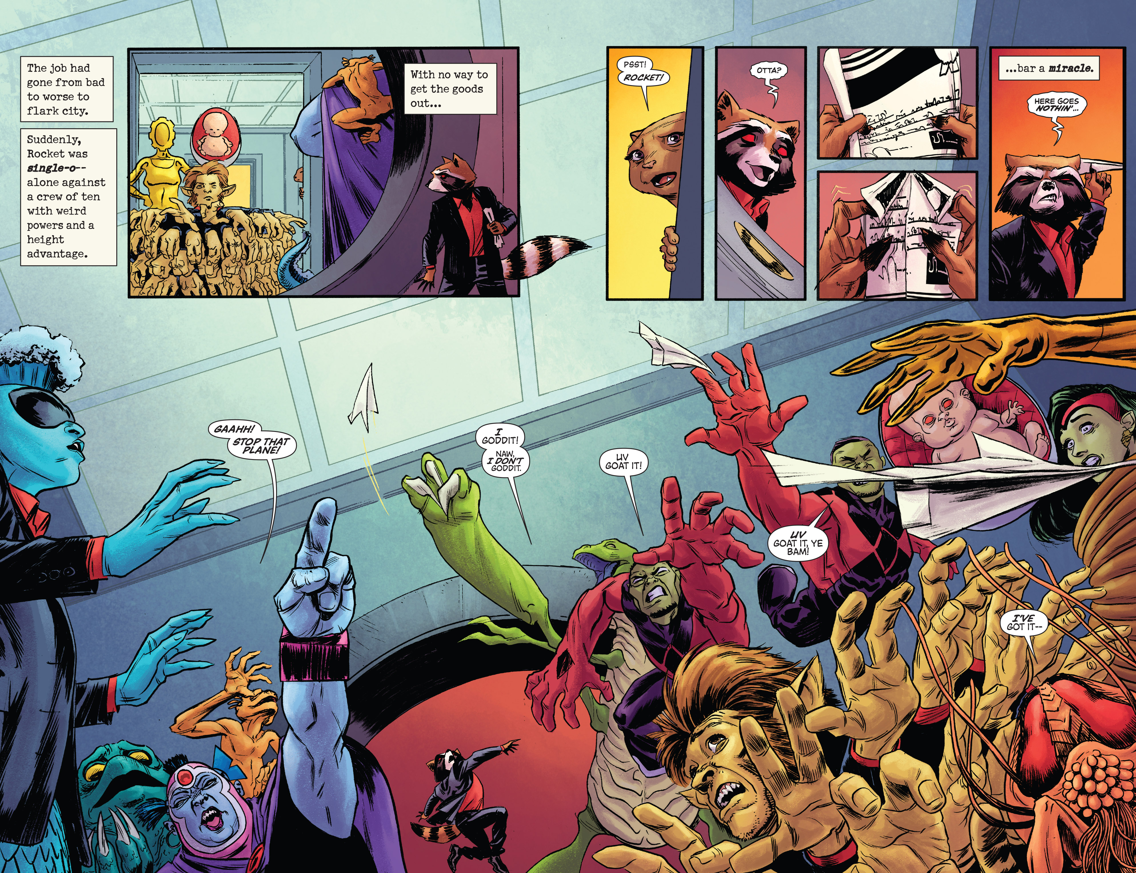 Read online Rocket comic -  Issue #2 - 12