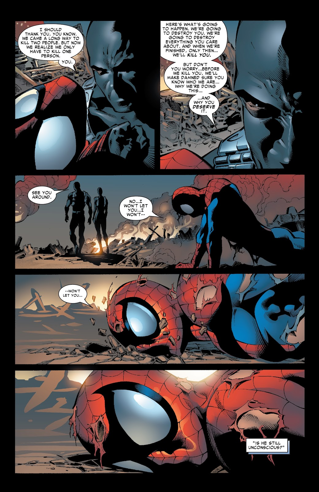 The Amazing Spider-Man by JMS Ultimate Collection issue TPB 3 (Part 2) - Page 80