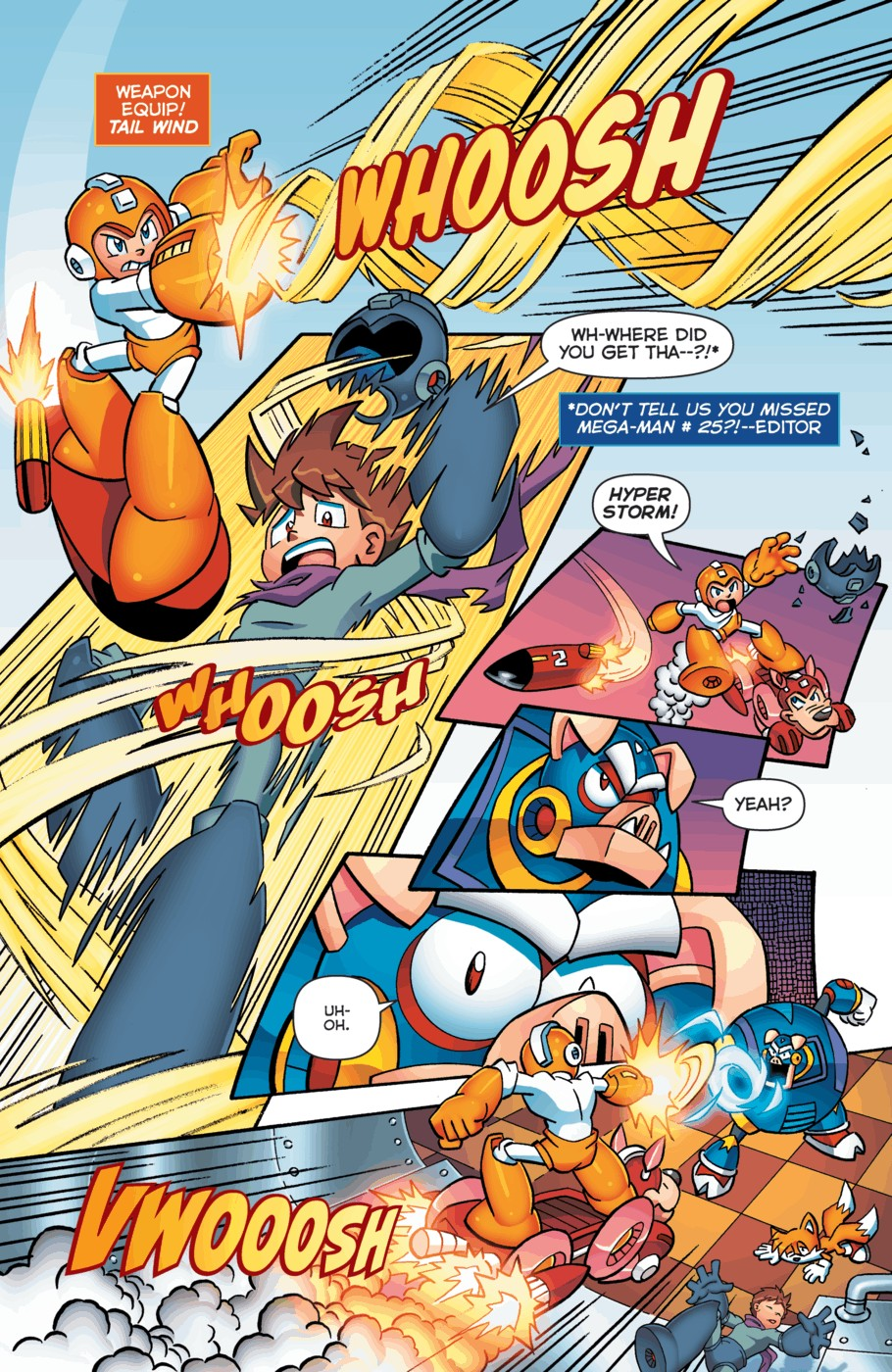 Read online Sonic Universe comic -  Issue #52 - 15