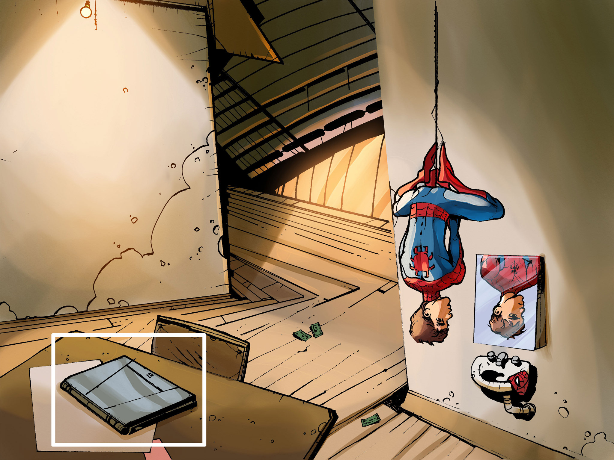 Read online Amazing Spider-Man: Who Am I? comic -  Issue # Full (Part 1) - 87