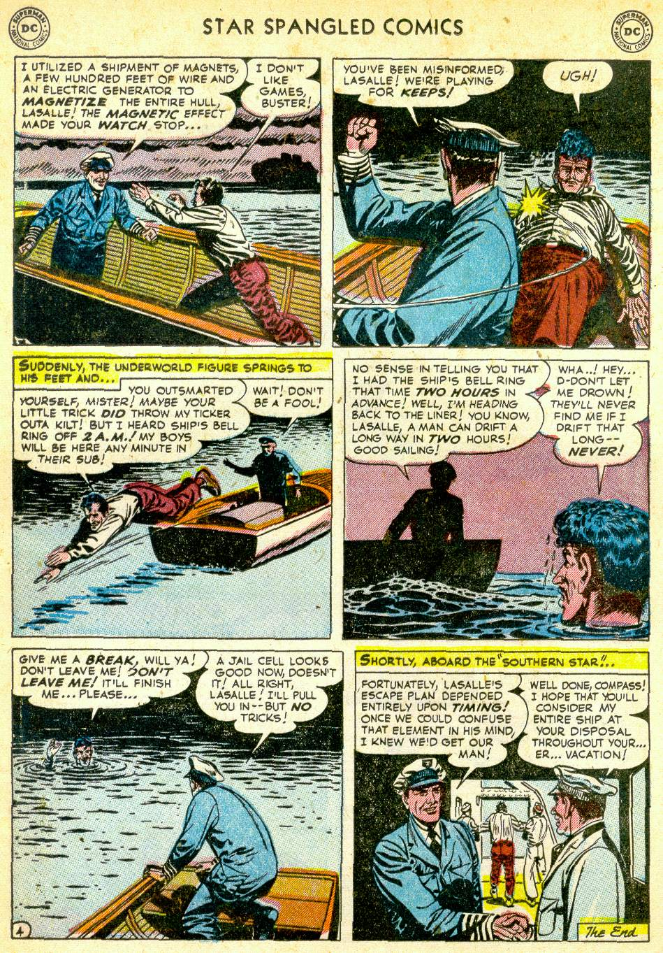 Star Spangled Comics (1941) issue 123 - Page 26