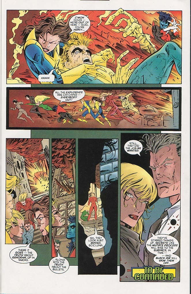 Excalibur (1988) issue 87 - Page 22