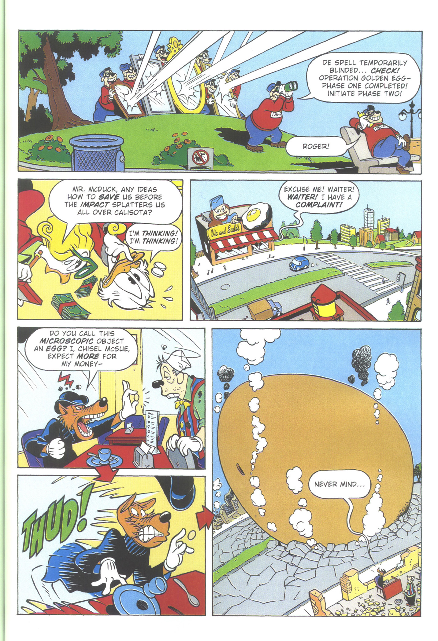 Read online Uncle Scrooge (1953) comic -  Issue #364 - 57