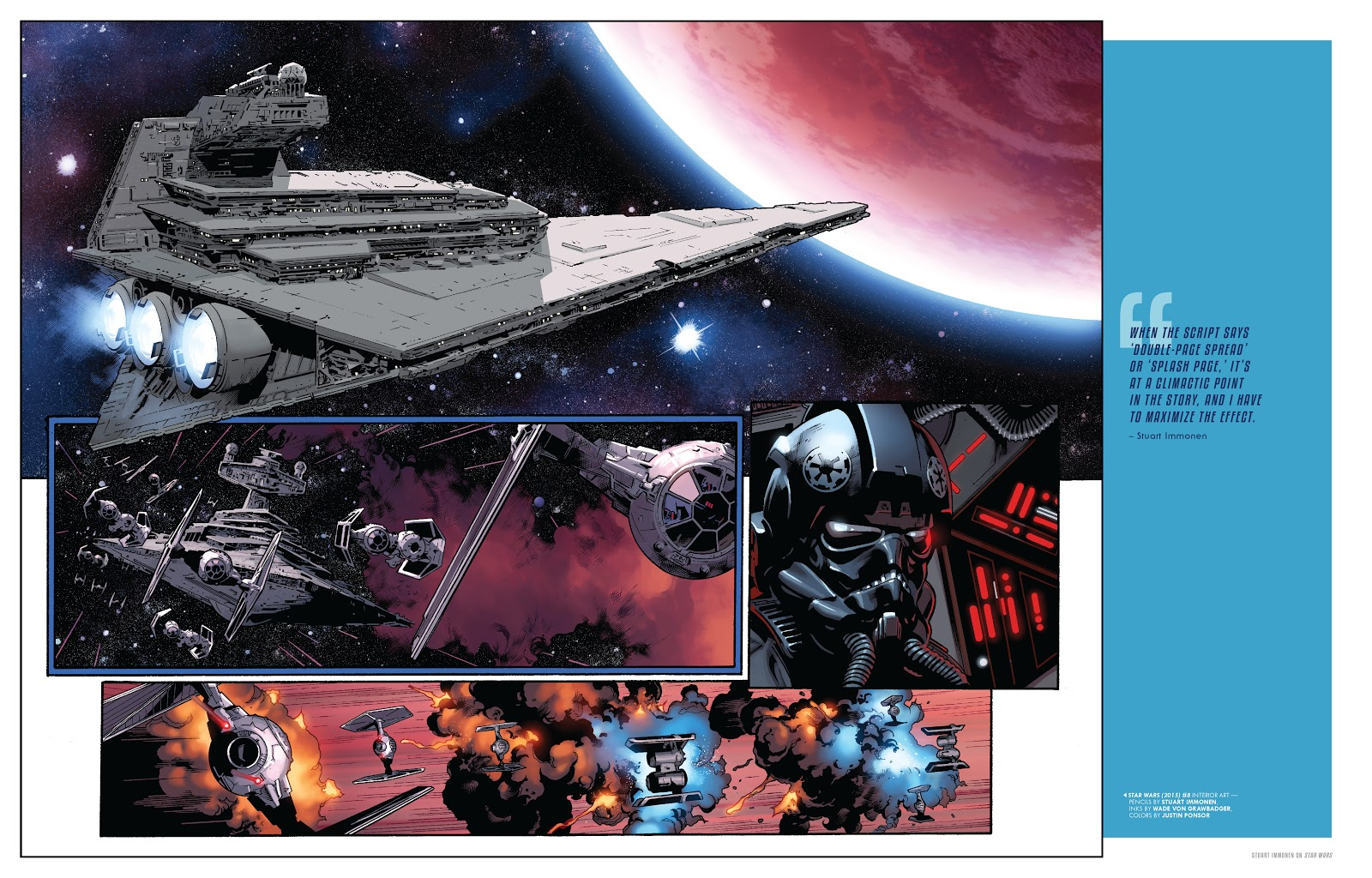 Read online The Marvel Art of Star Wars comic -  Issue # TPB (Part 1) - 39