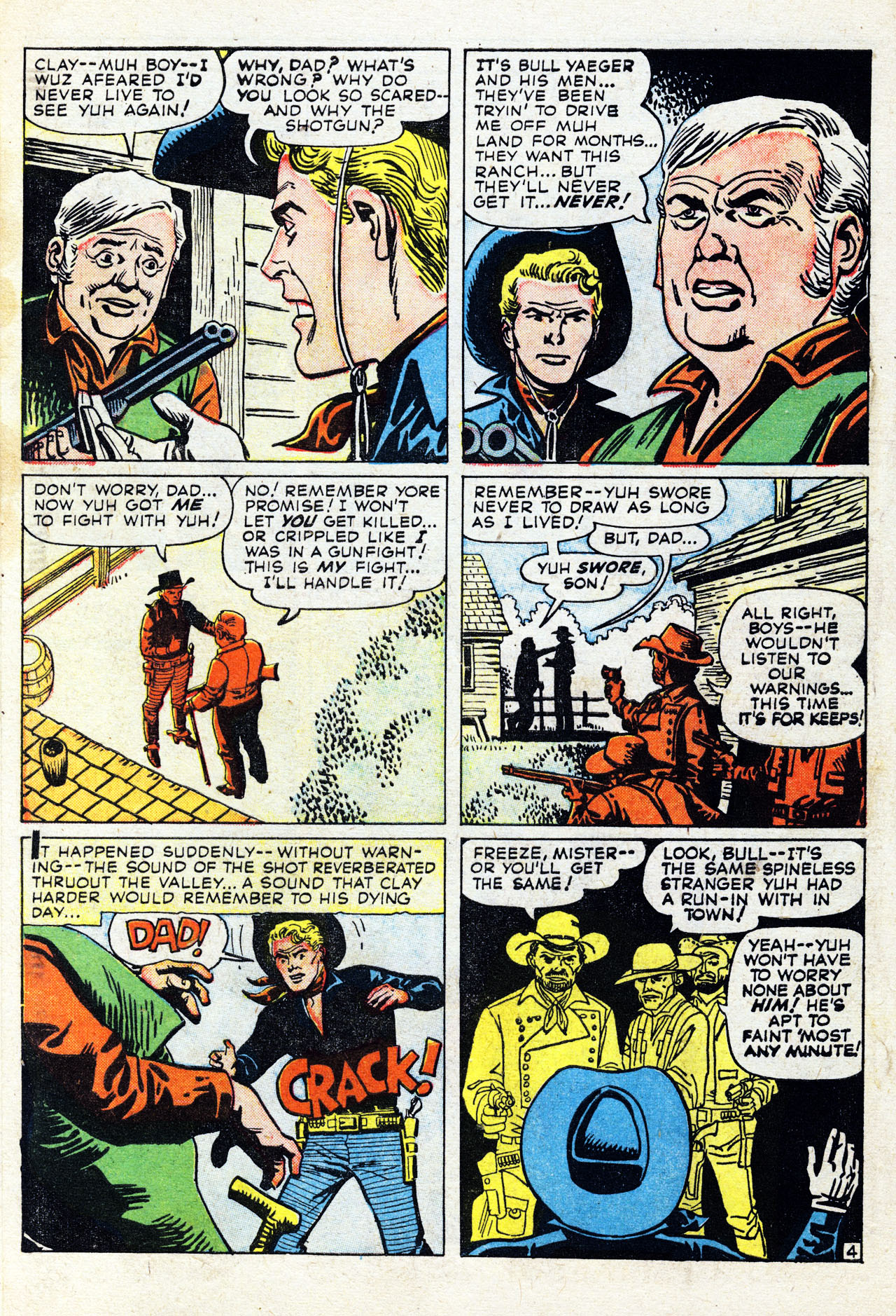 Read online Two-Gun Kid comic -  Issue #41 - 6