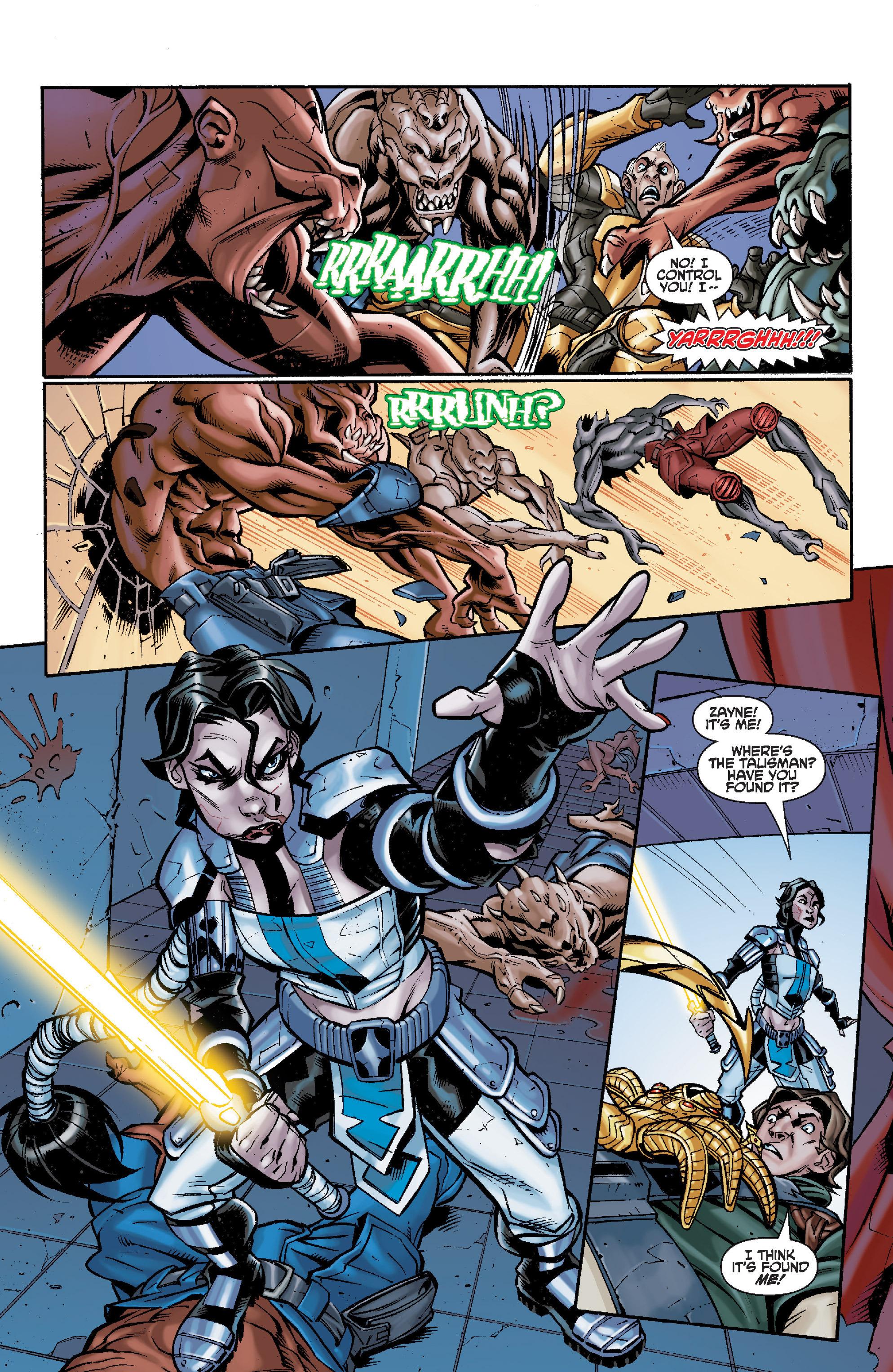 Read online Star Wars Omnibus comic -  Issue # Vol. 32 - 207