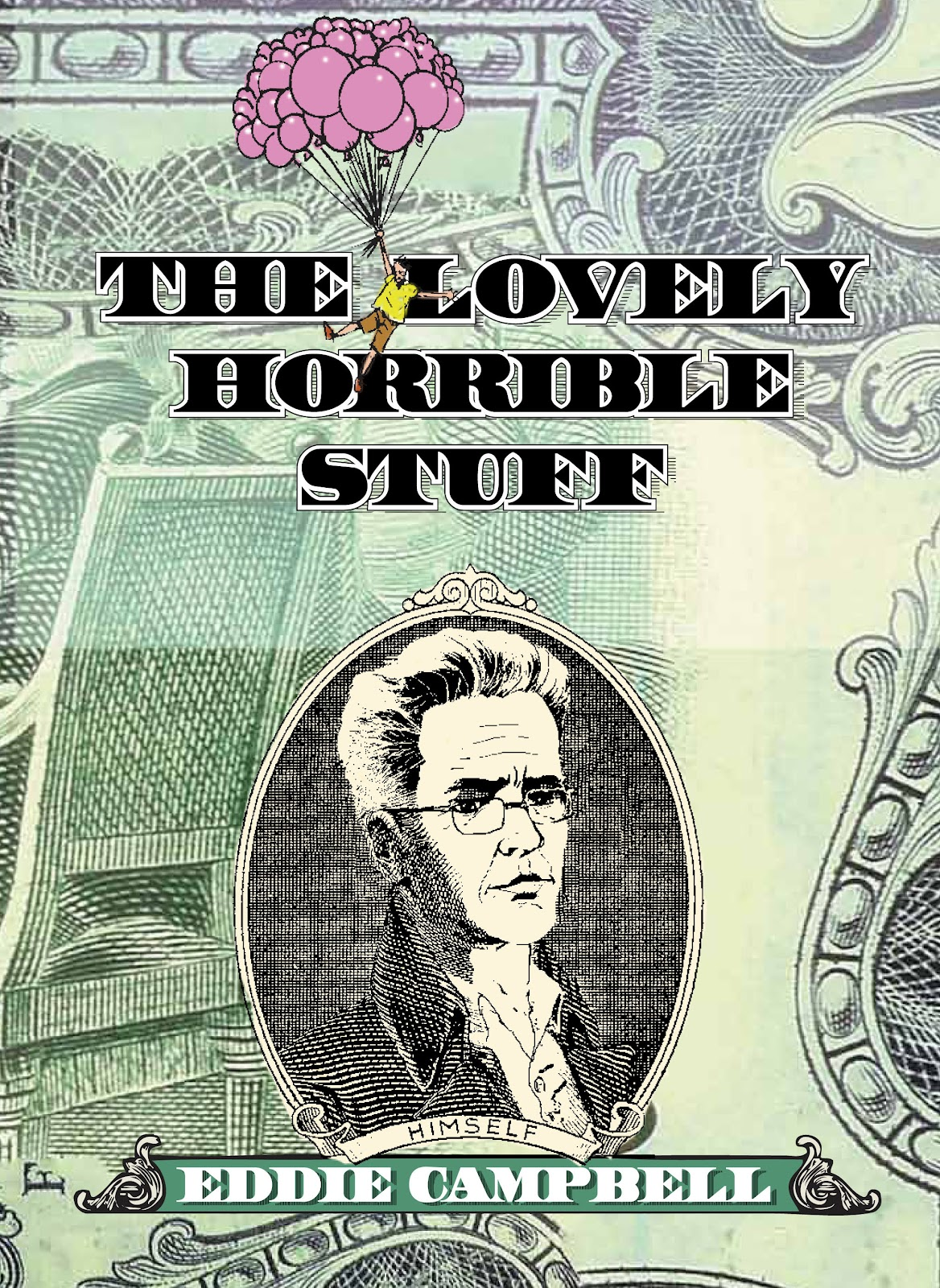 Read online The Lovely Horrible Stuff comic -  Issue # TPB - 1