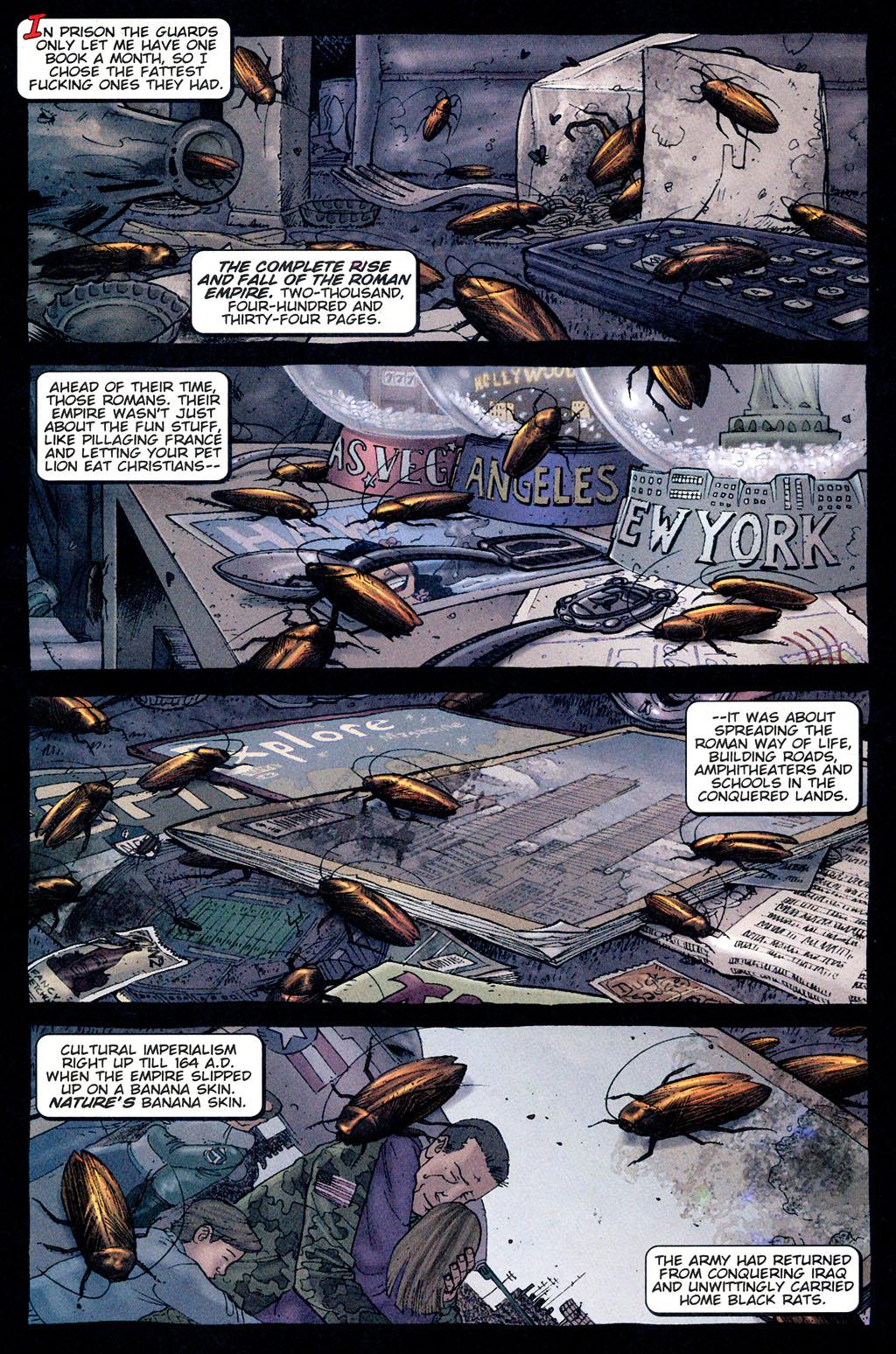 Read online The Exterminators comic -  Issue #1 - 2