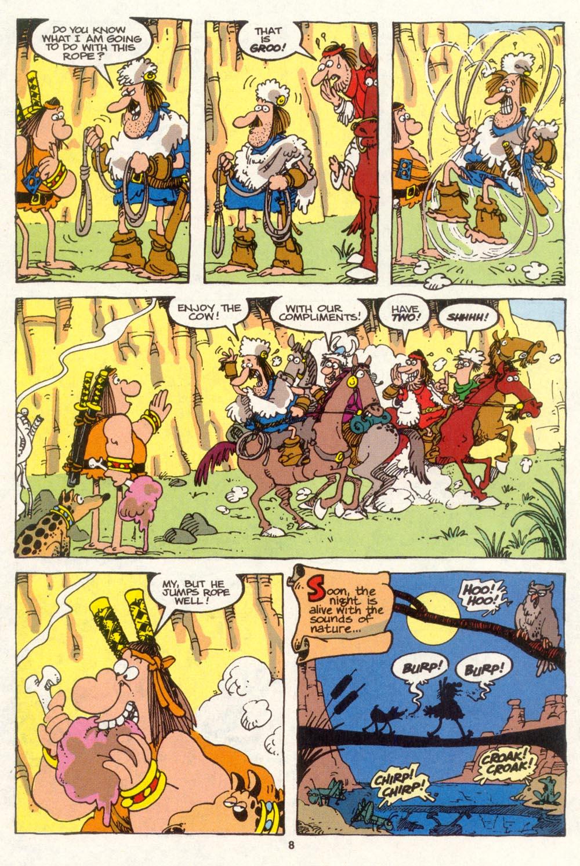 Read online Sergio Aragonés Groo the Wanderer comic -  Issue #88 - 9